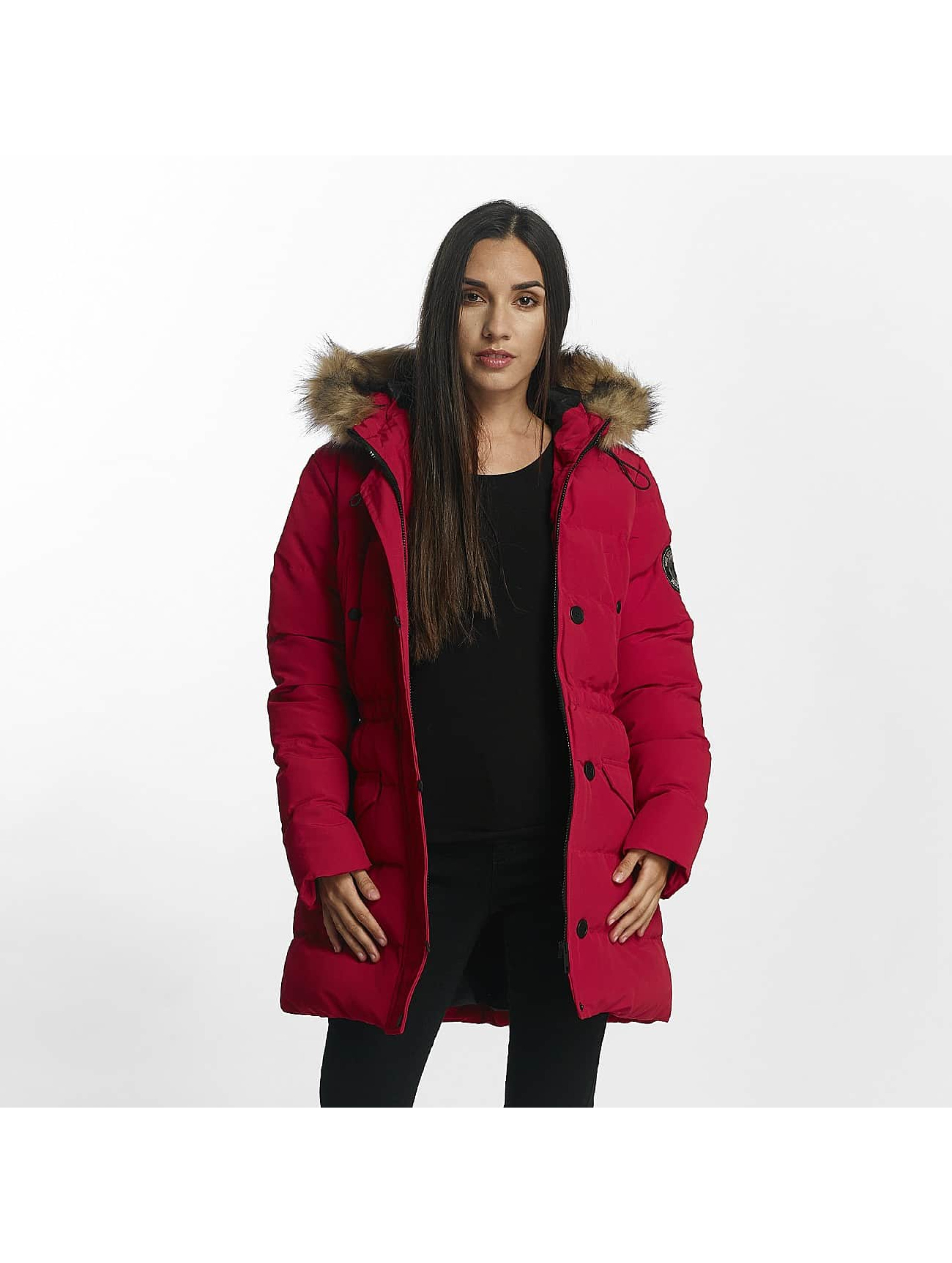 Brave Soul Vinterjakke Winter red