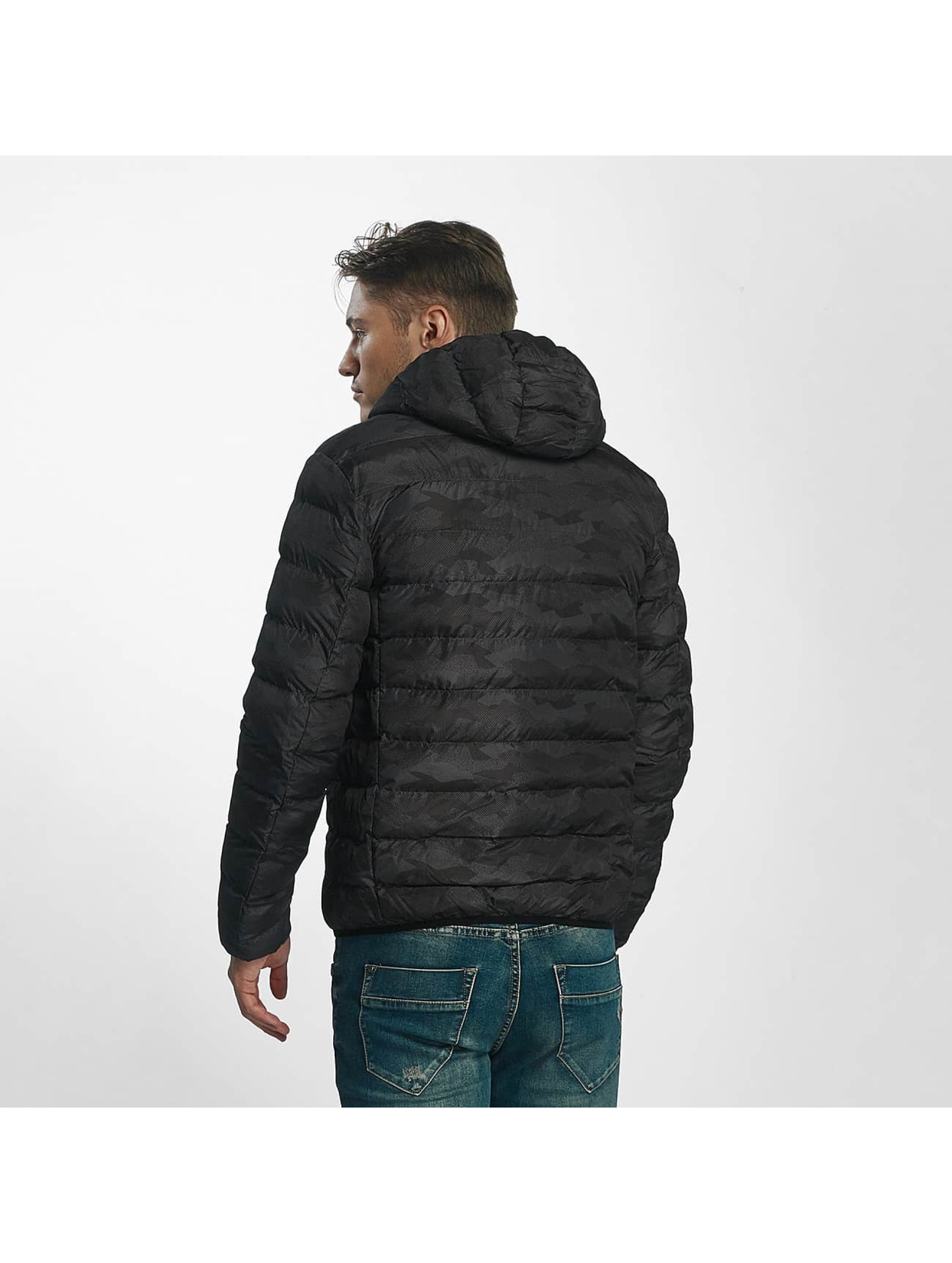 Brave Soul Winter Jacket Winter black