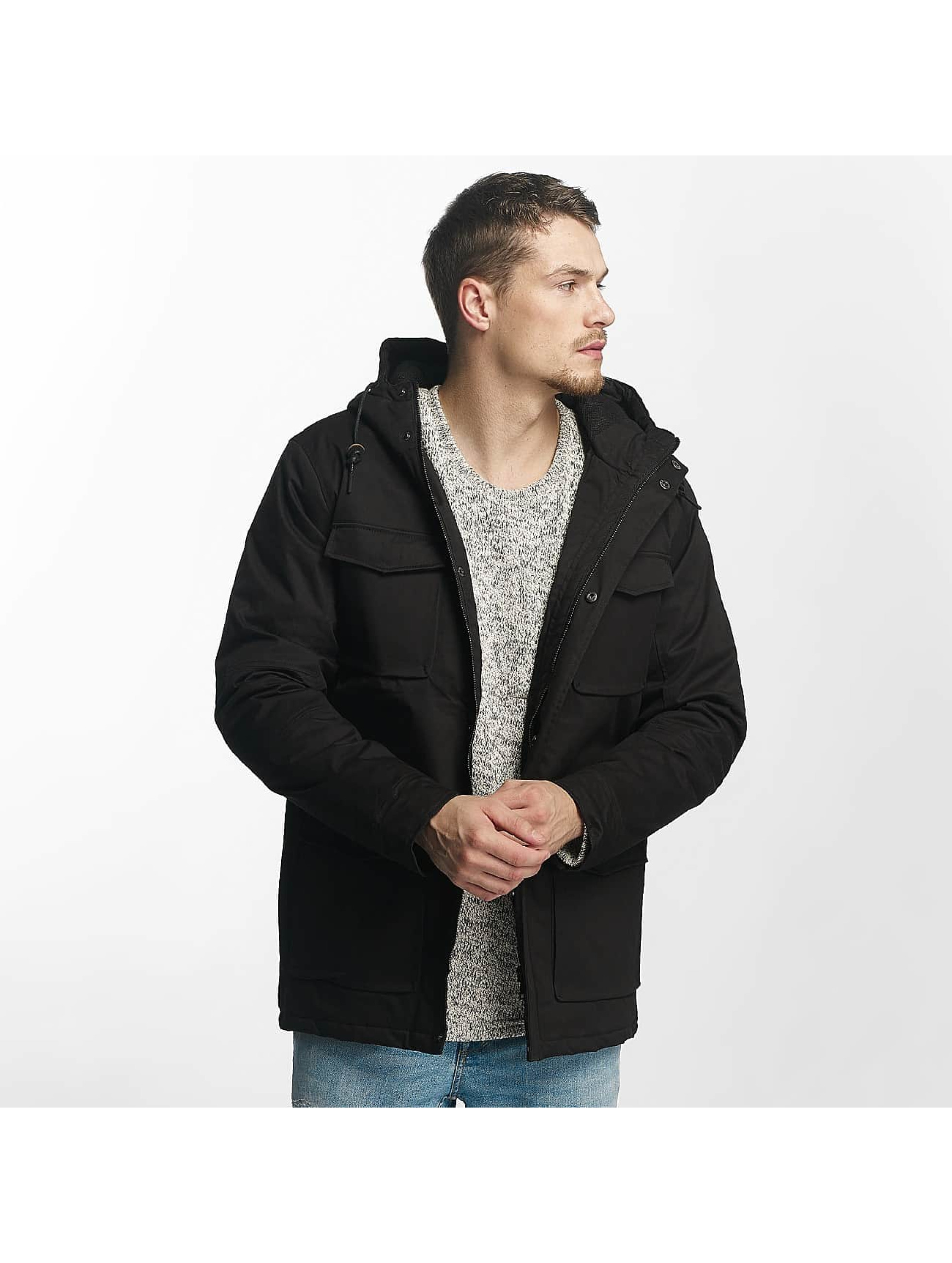Brave Soul Winter Jacket Brave Soul Winter Jacket black