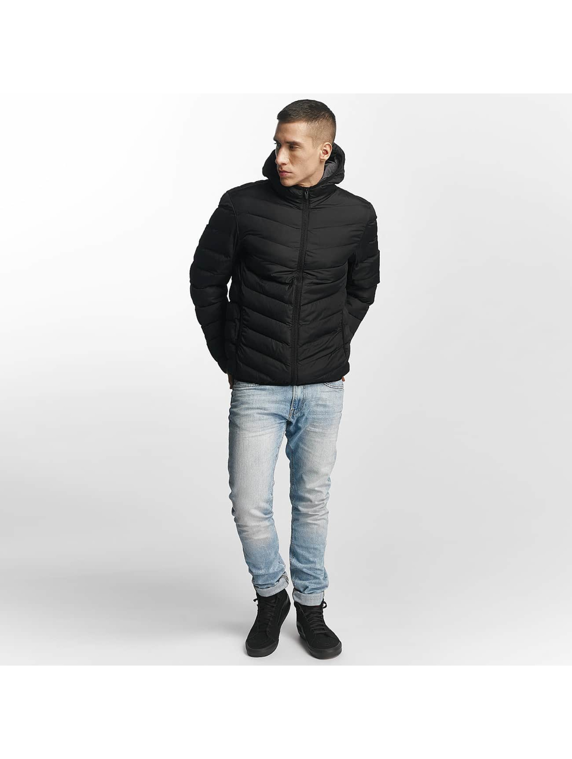 Brave Soul Winter Jacket Quilted black