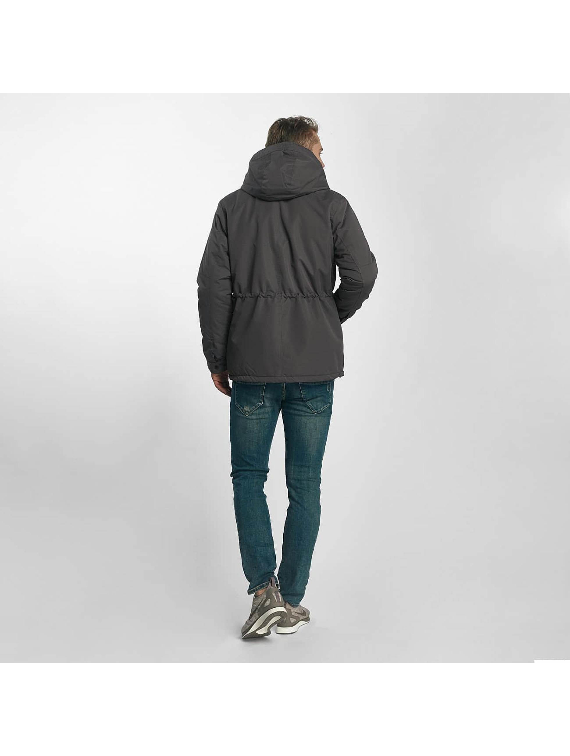 Brave Soul Winter Jacket Joseph gray