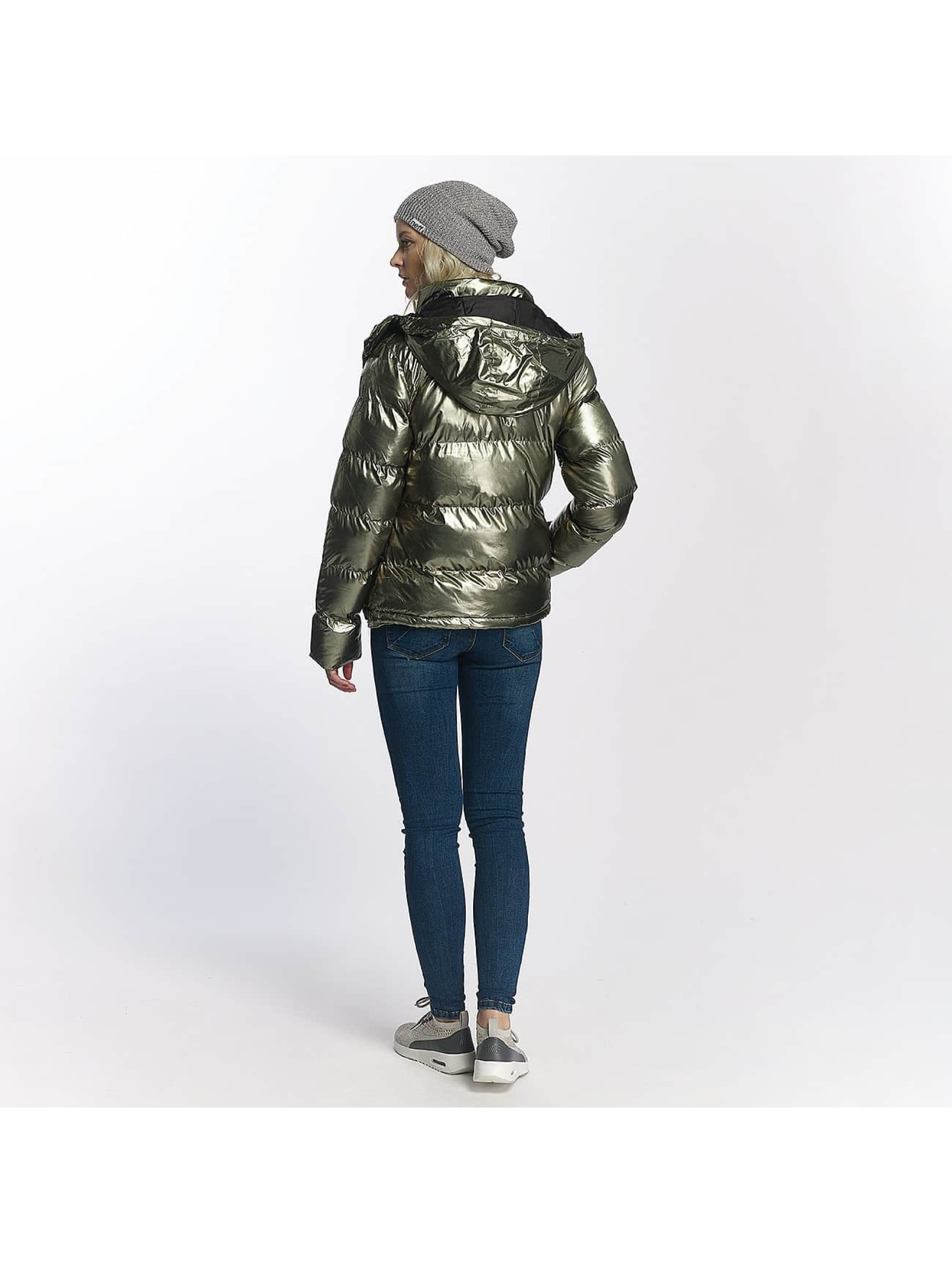 Brave Soul Winter Jacket Pewter grey