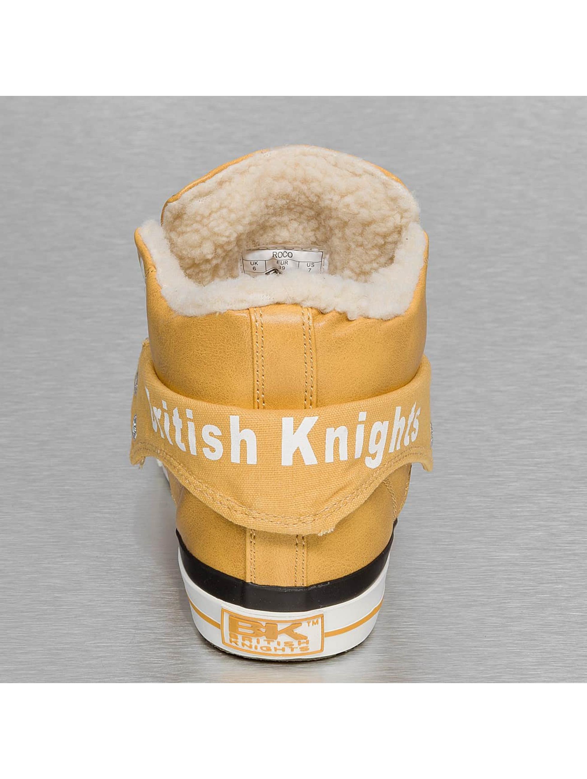 British Knights Сникеры Roco Warm Lining бежевый