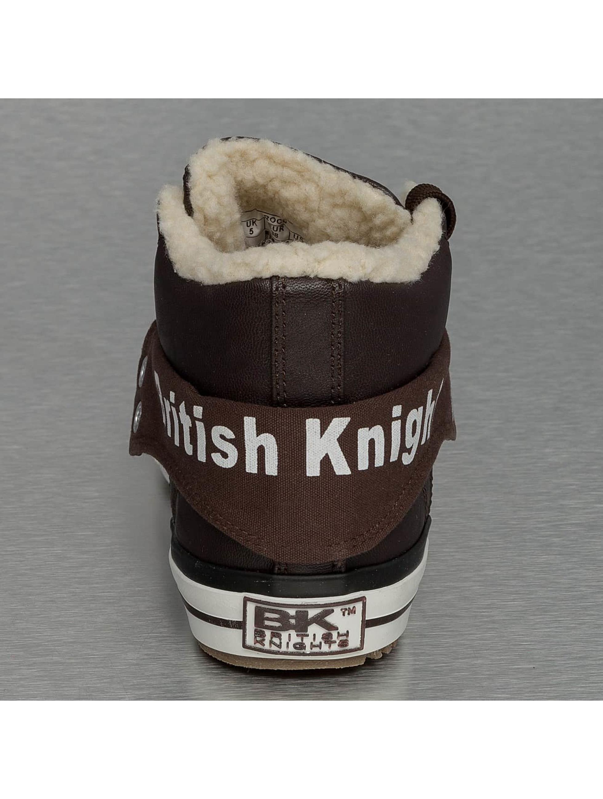 British Knights Сникеры Roco PU WL Profile коричневый