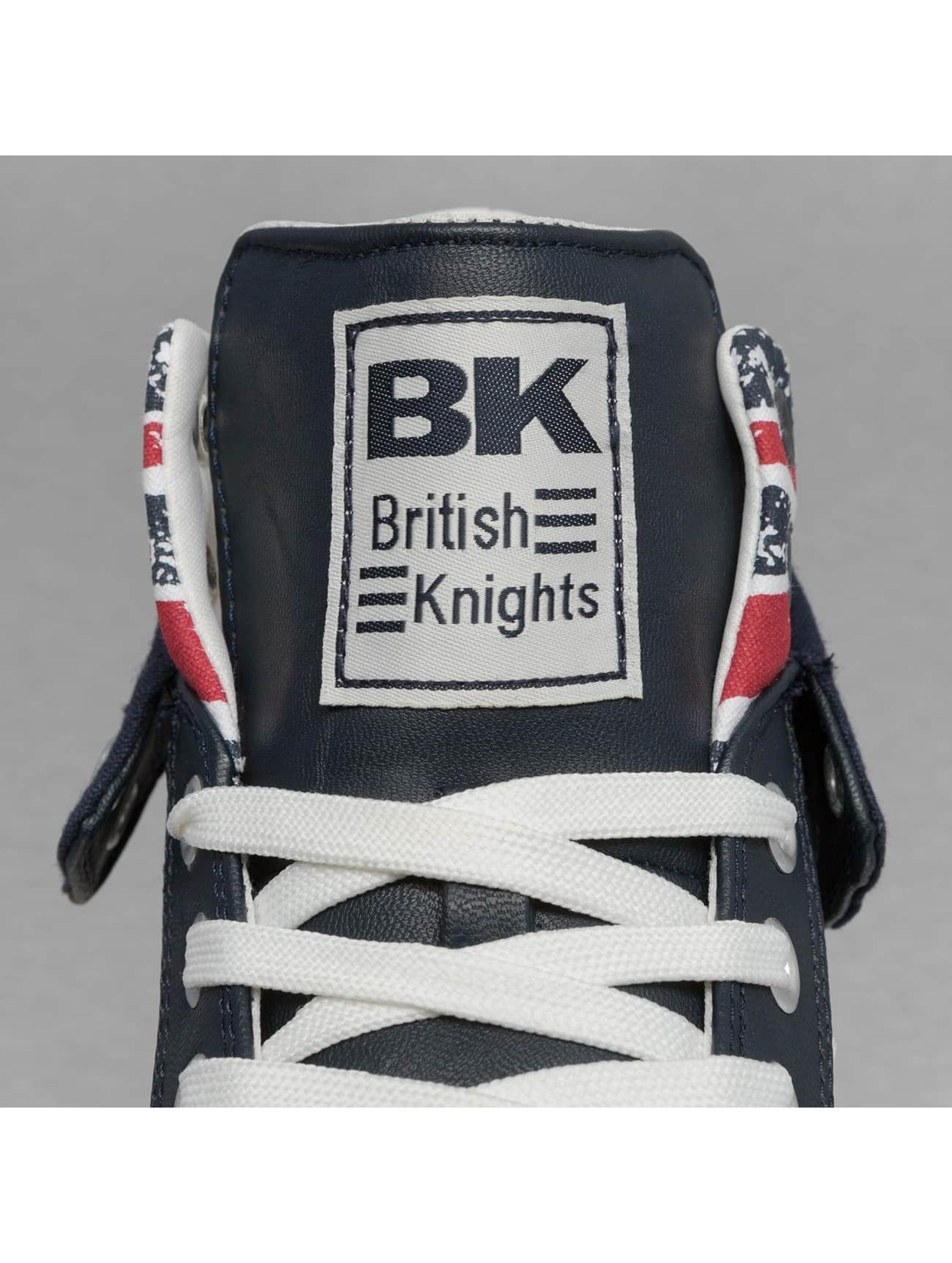 British Knights Сникеры Roco PU Textile синий