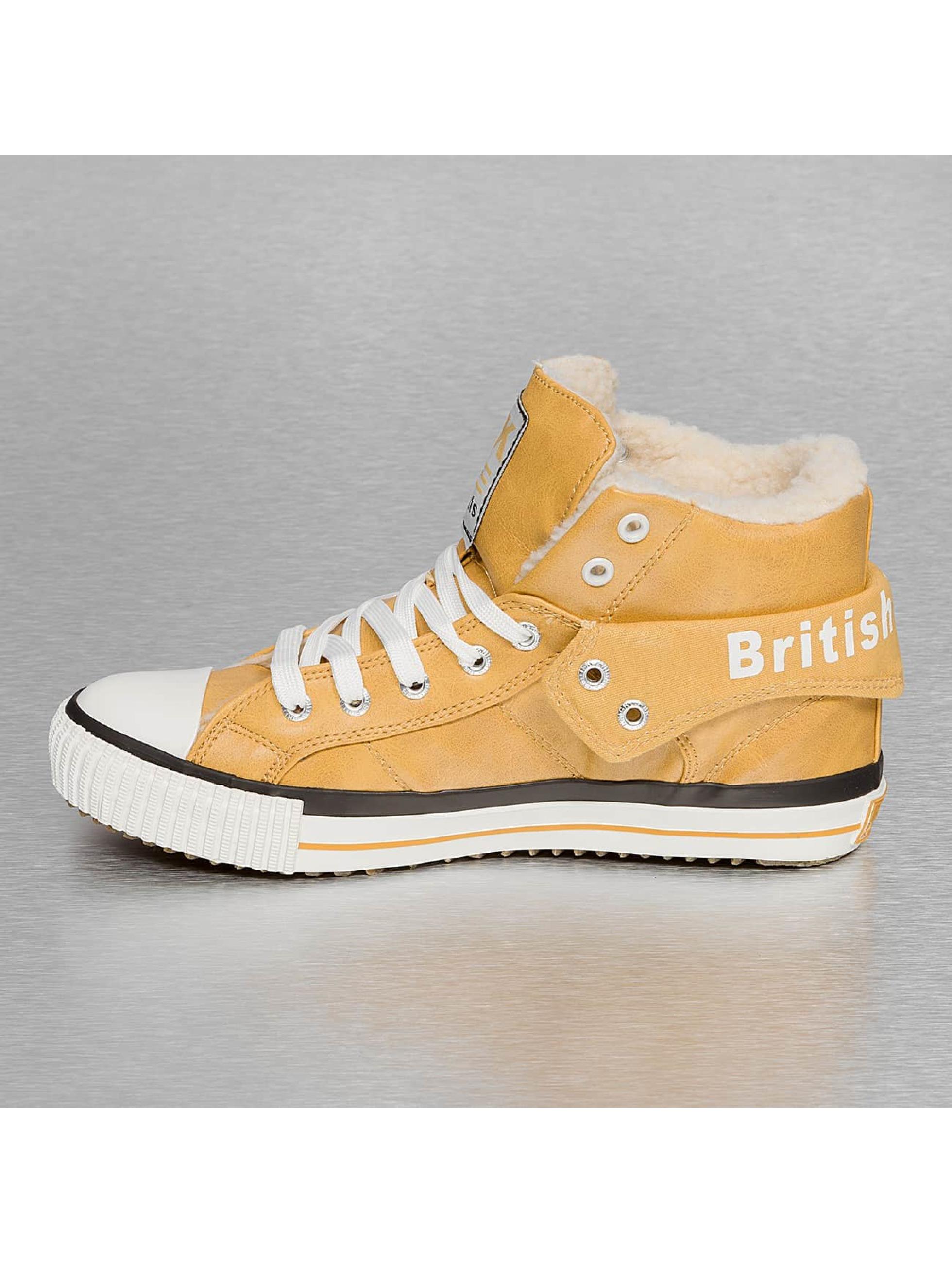 British Knights Baskets Roco Warm Lining beige