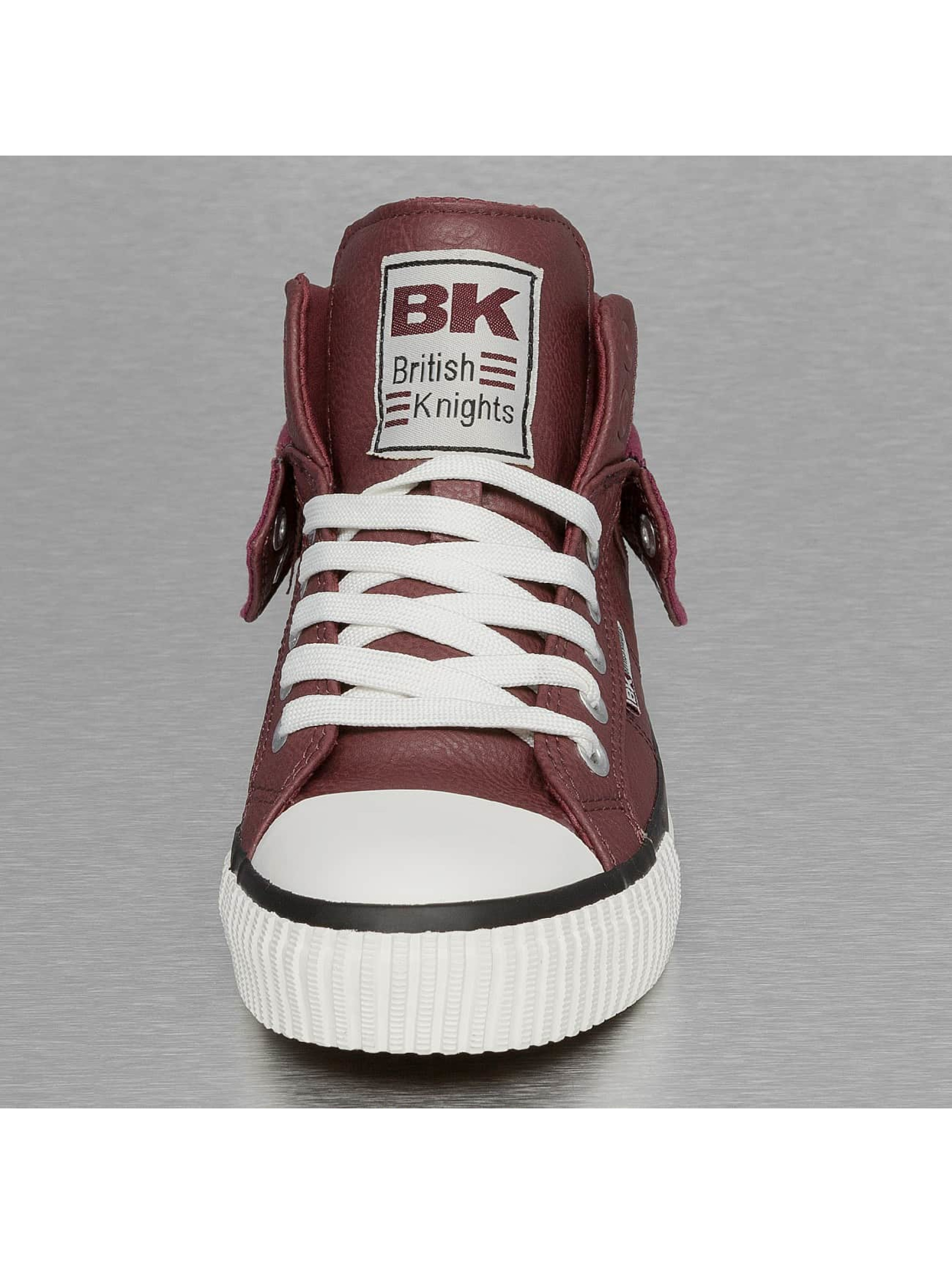 British Knights Baskets Roco PU rouge
