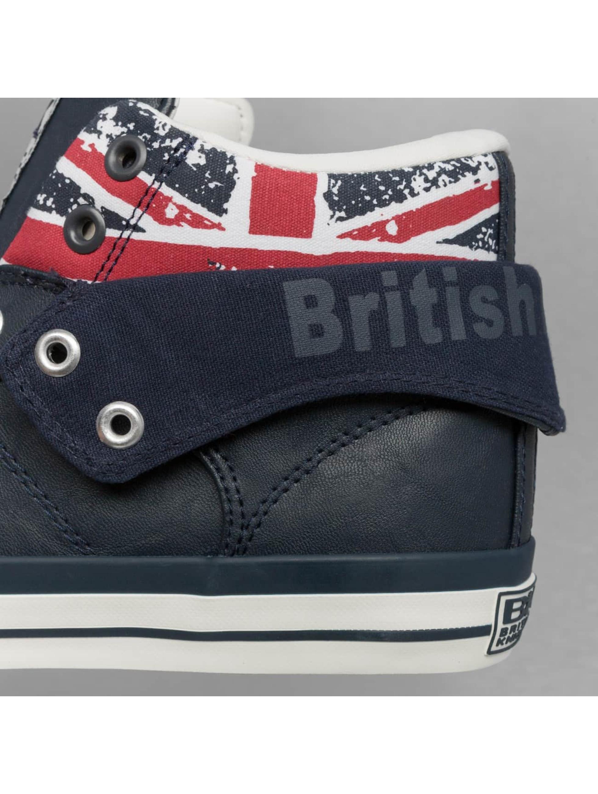 British Knights sneaker Roco PU Textile blauw