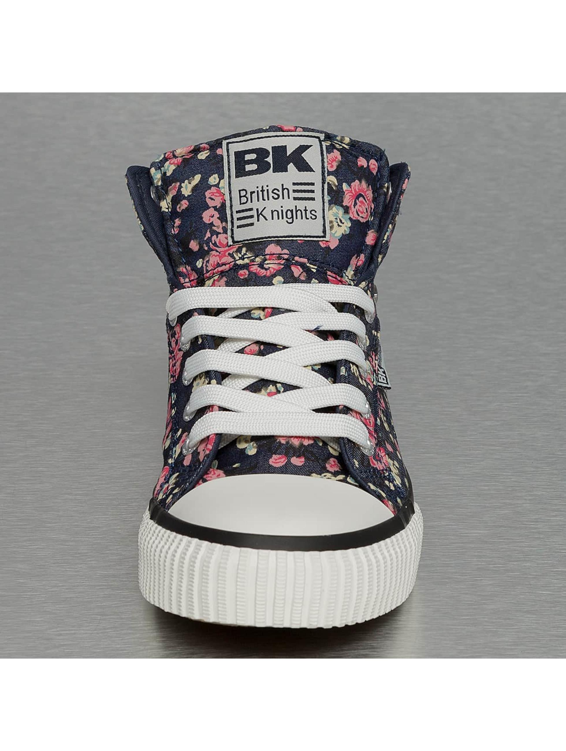 British Knights sneaker Dee Textile blauw