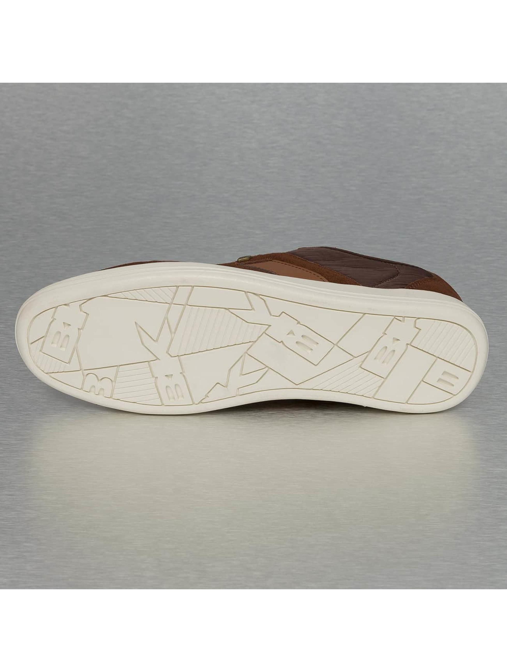 British Knights Sneaker Rizzo Nylon Suede braun