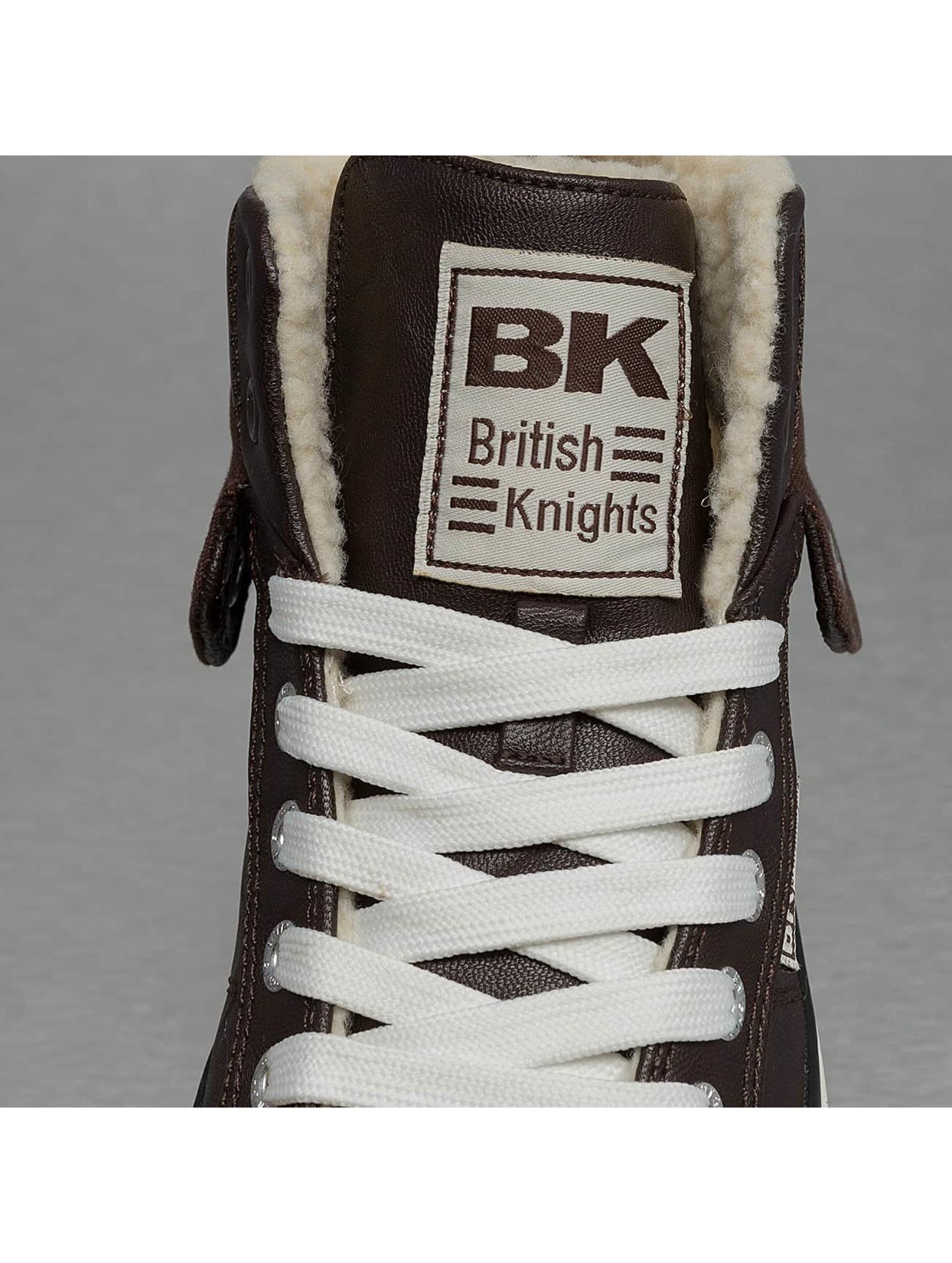 British Knights sneaker Roco PU WL Profile bruin