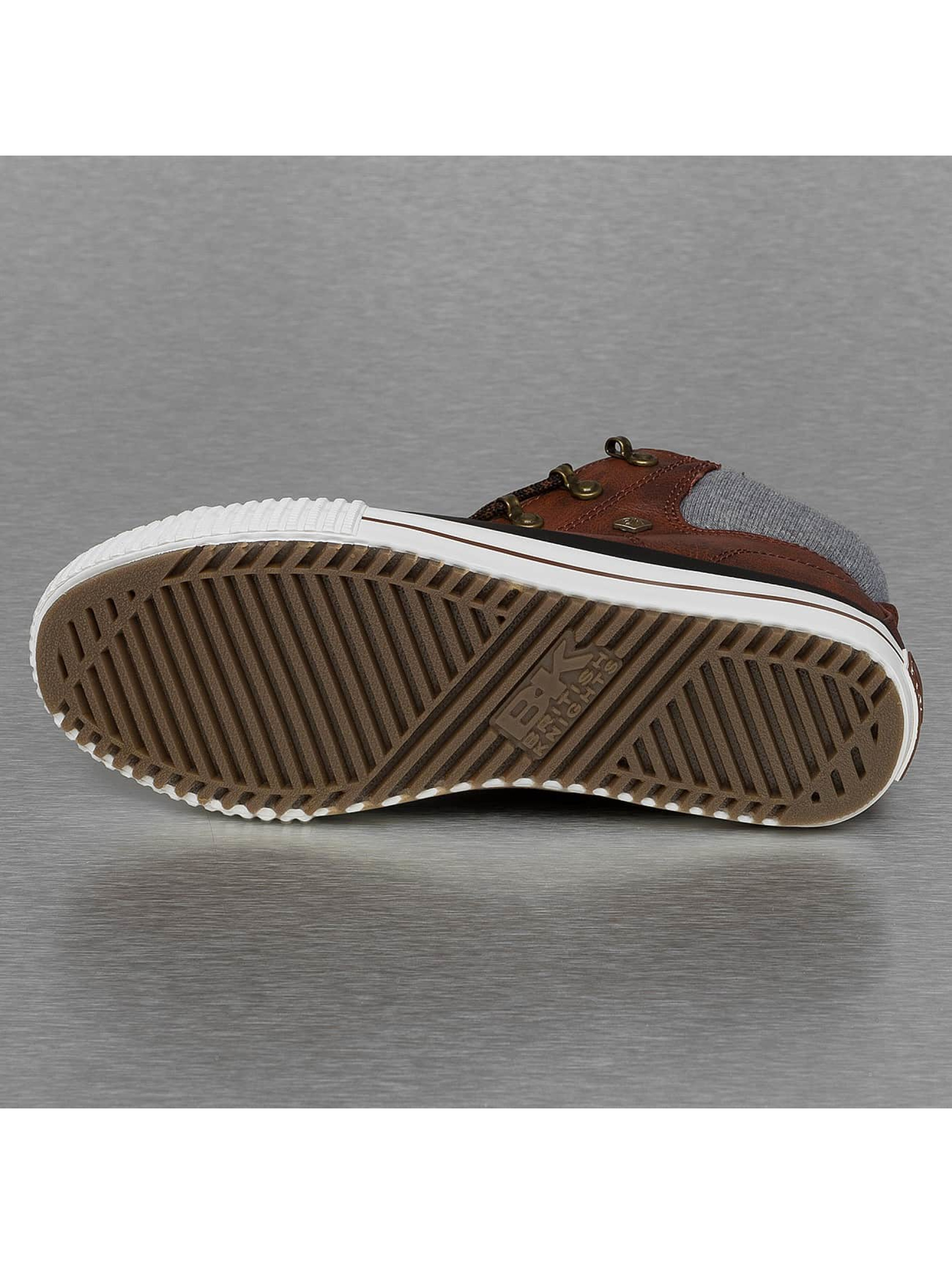 British Knights sneaker Reckon PU Profile bruin