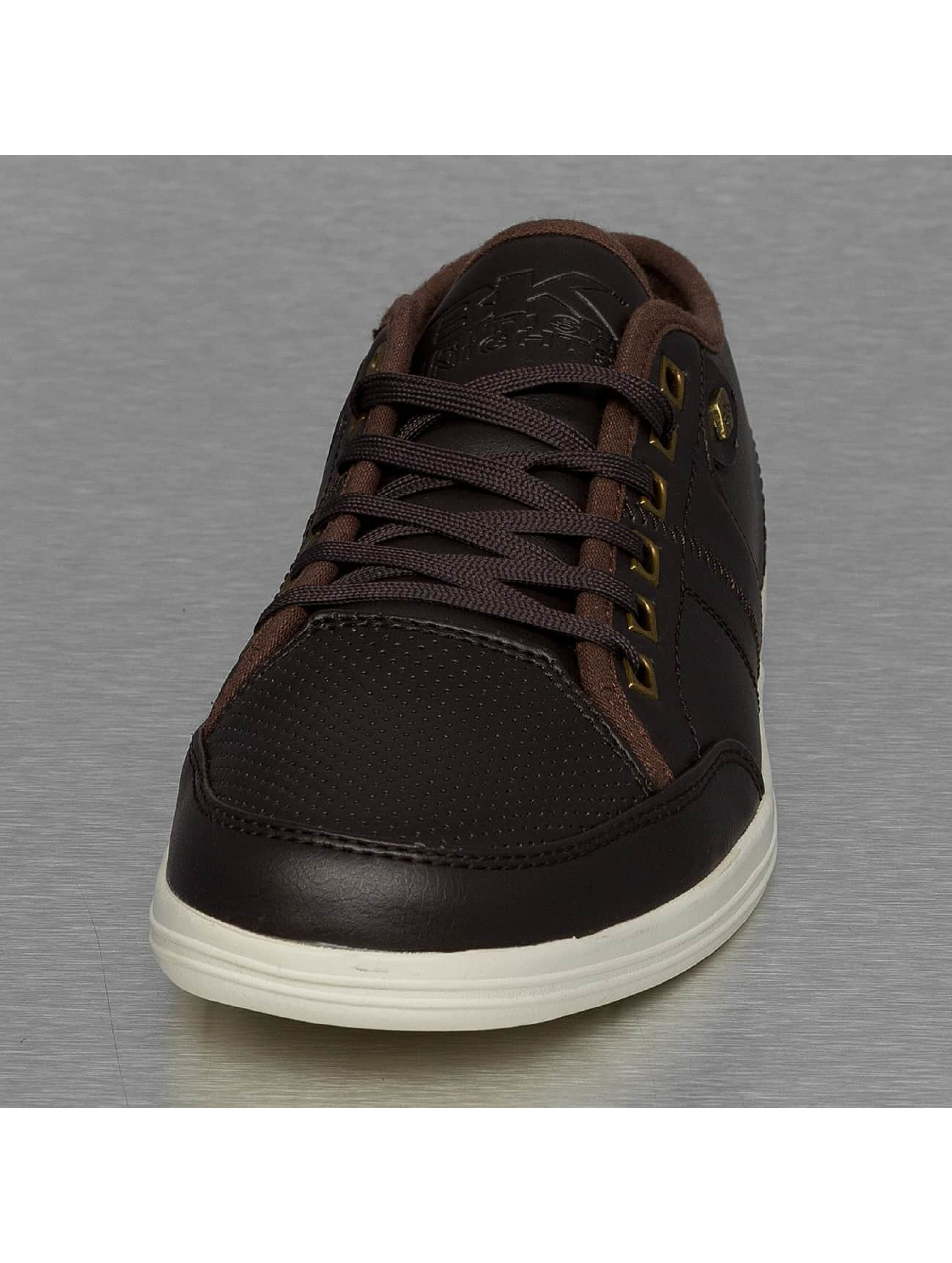 British Knights sneaker Surto PU bruin