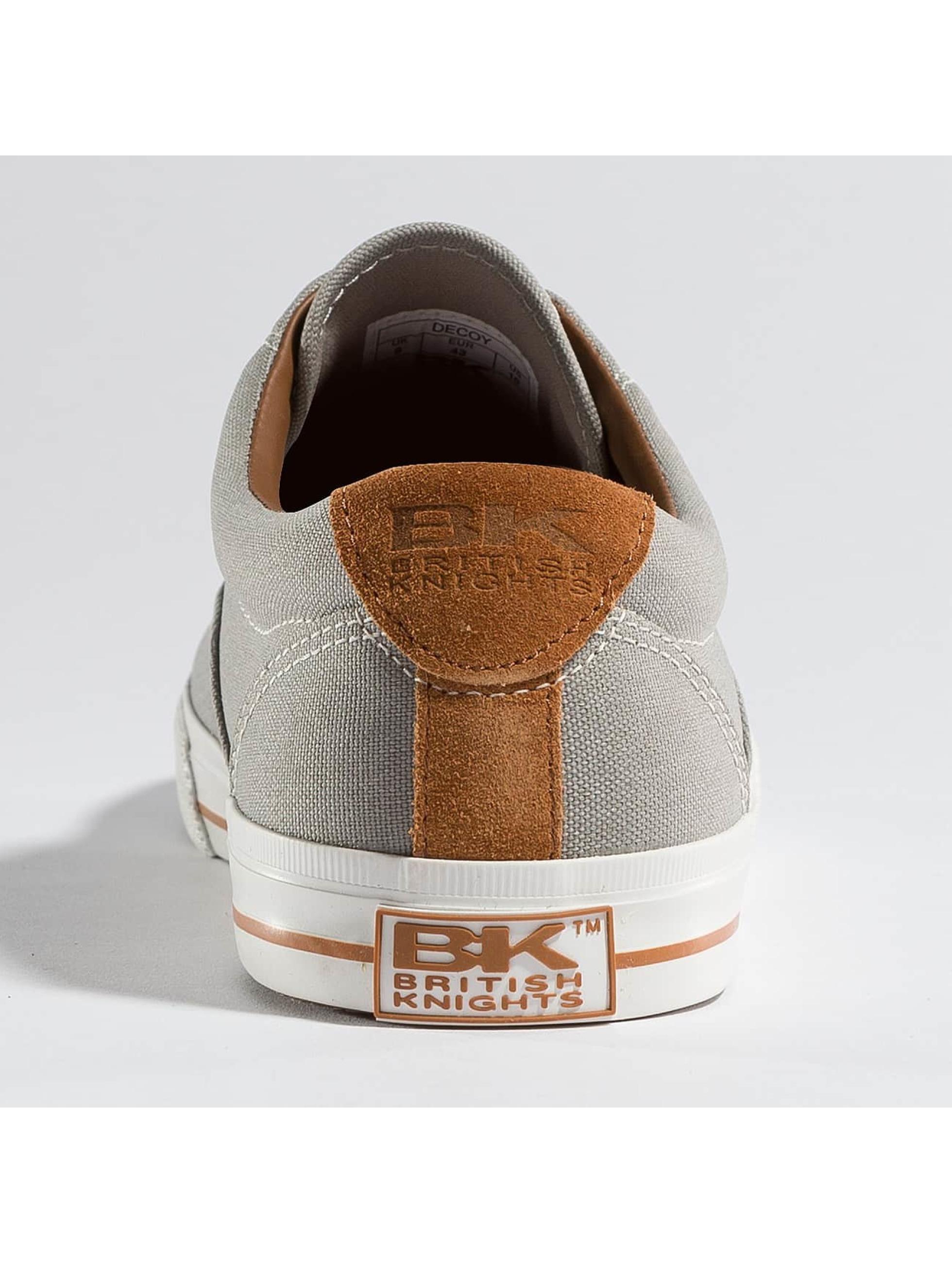British Knights Sneaker Decoy grau