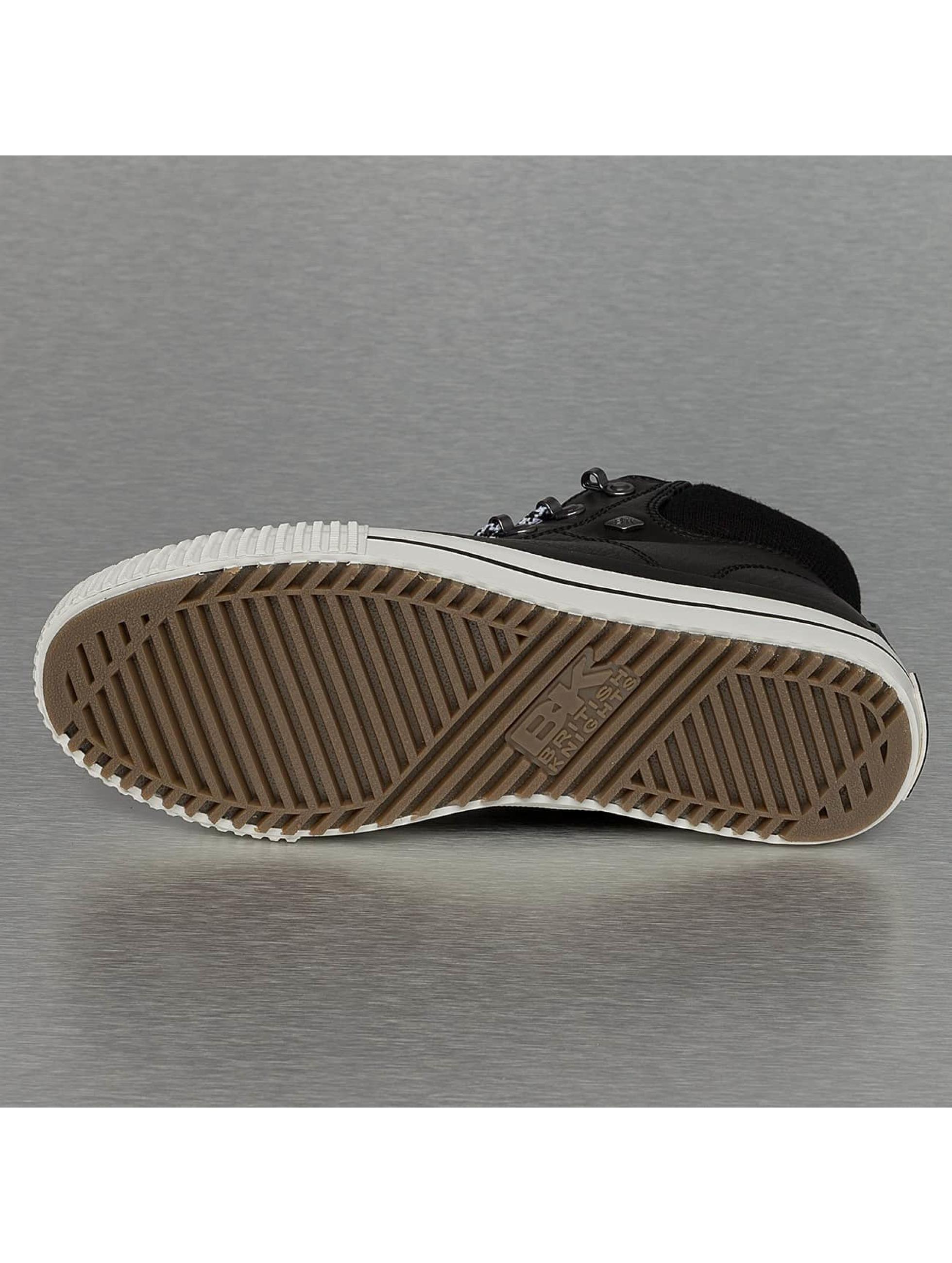 British Knights Sneaker Reckon PU Profile schwarz