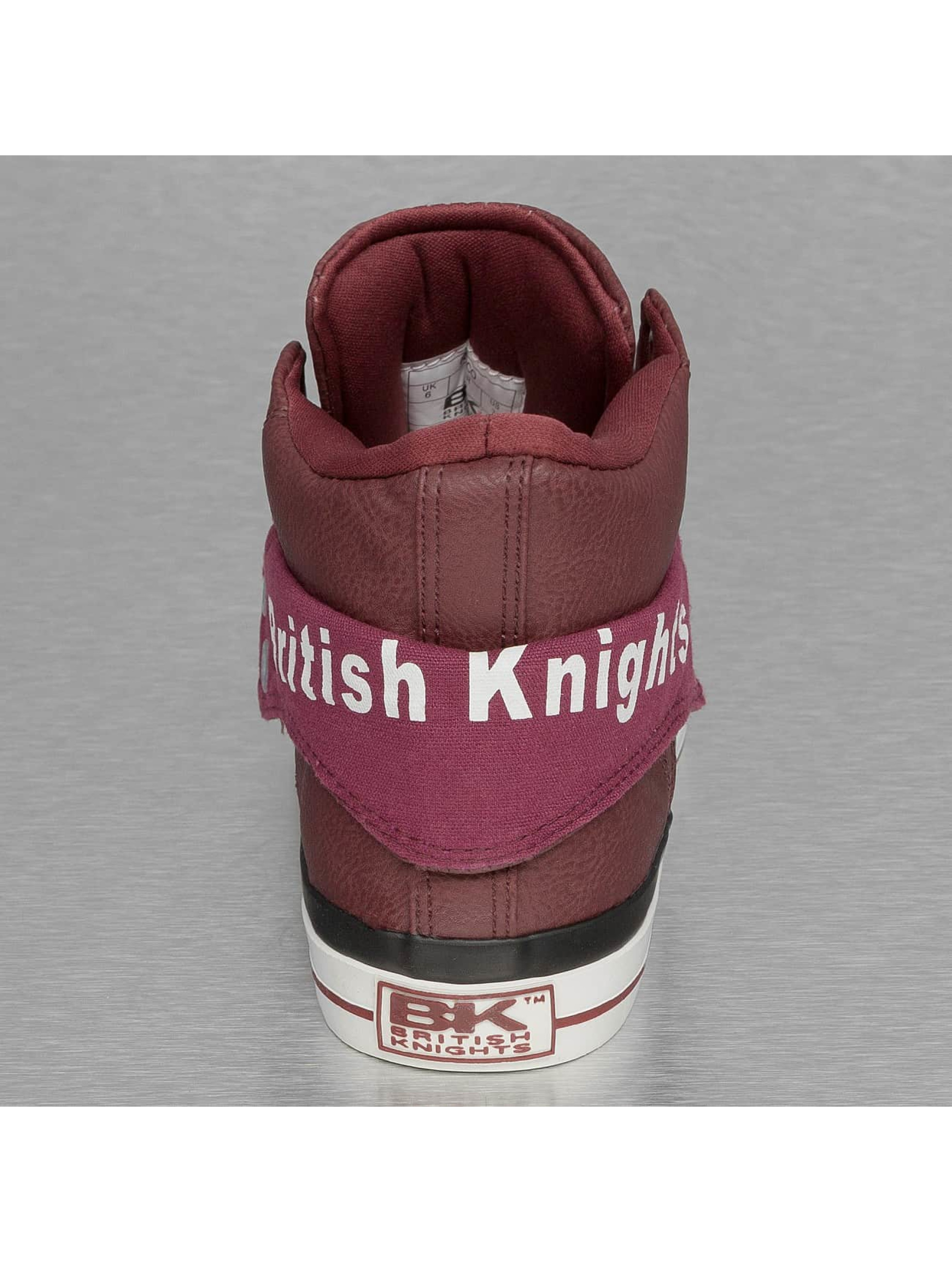 British Knights Sneakers Roco PU èervená