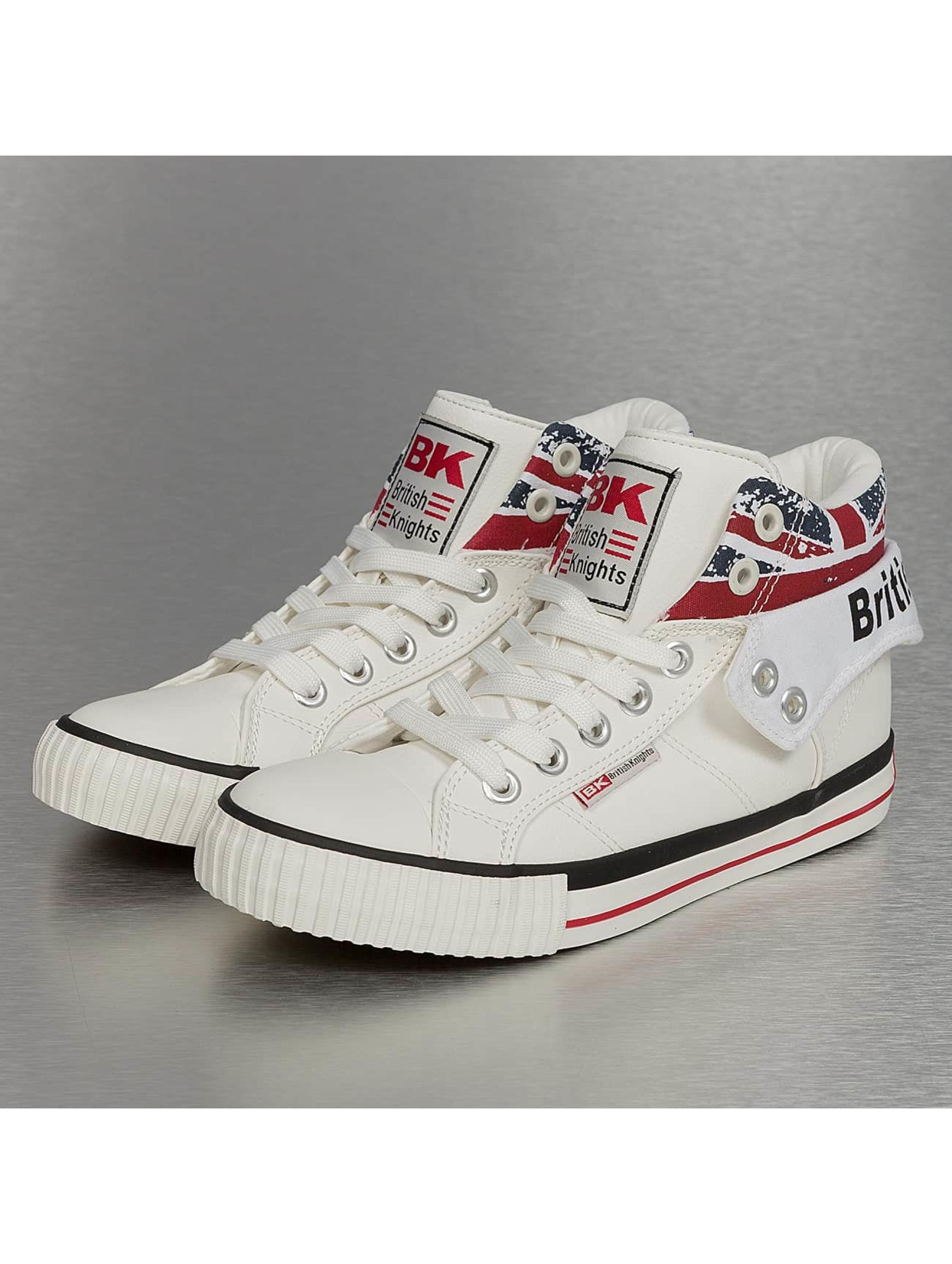 British Knights Sneakers Roco PU Textile beige