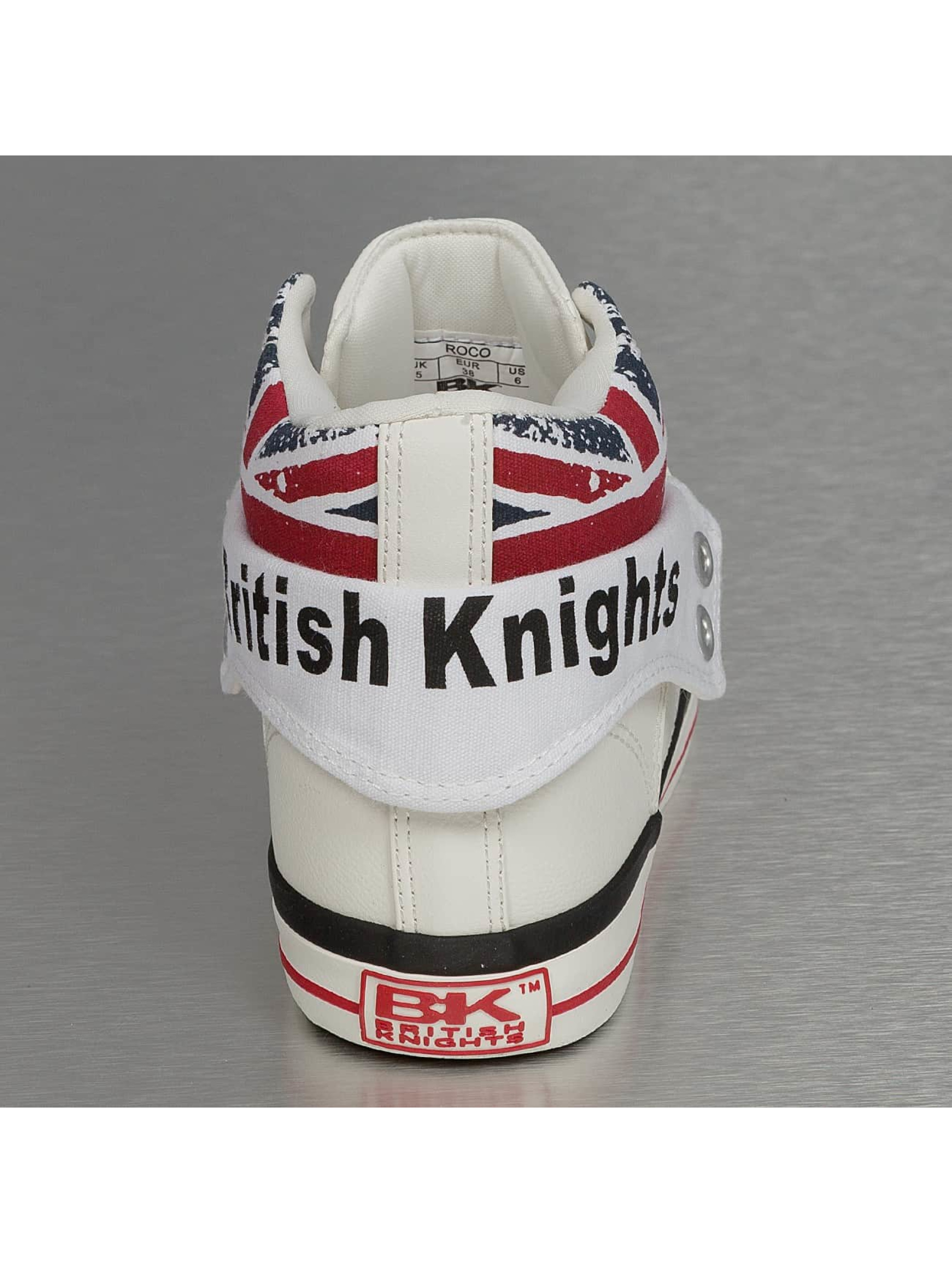 British Knights Sneakers Roco PU Textile bezowy