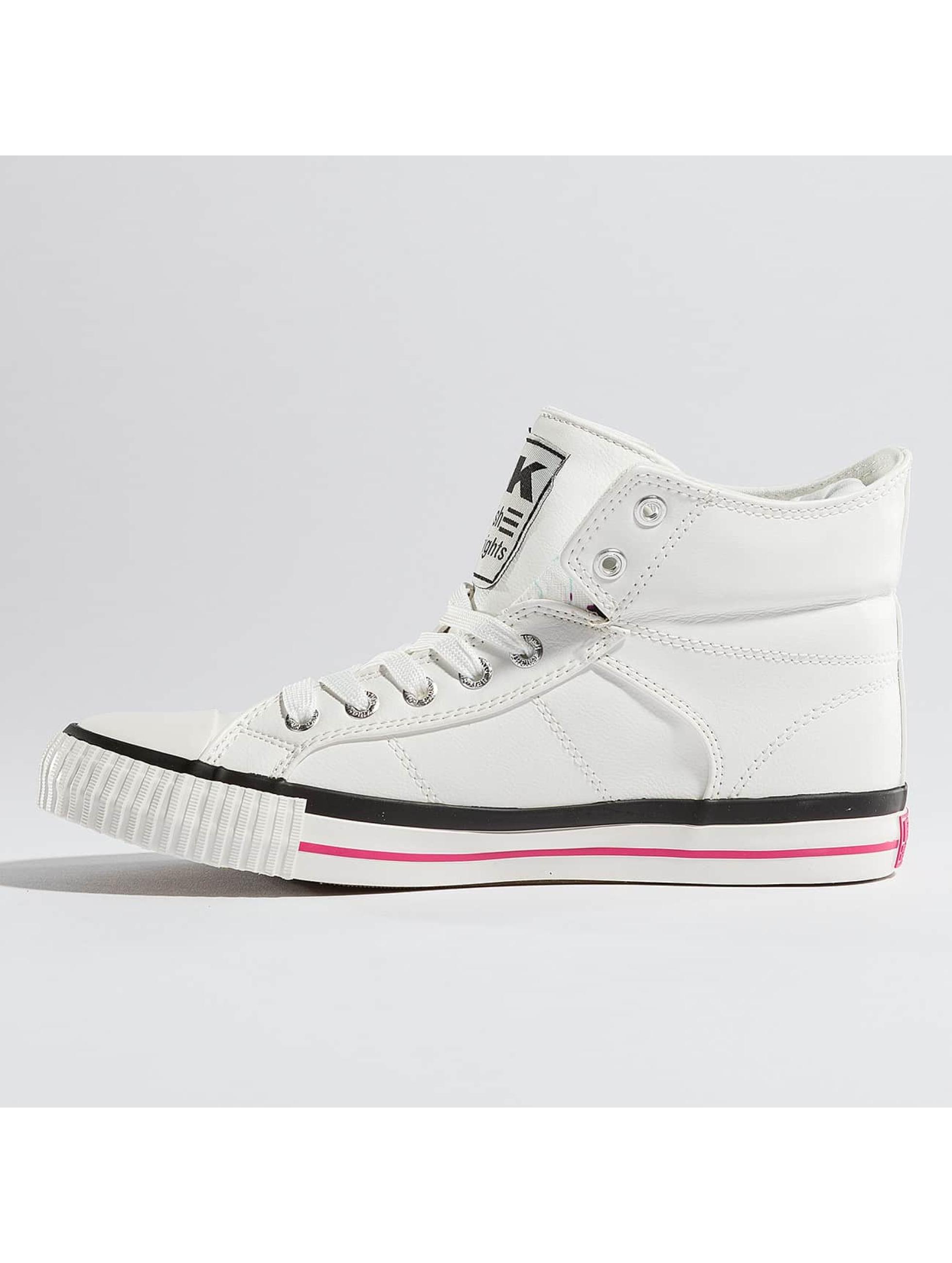 British Knights Sneakers Roco biela