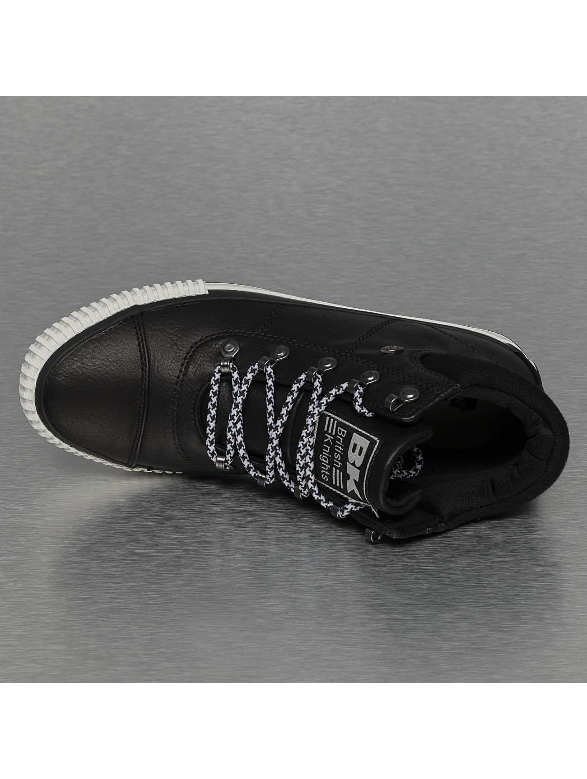 British Knights Sneakers Reckon PU Profile black