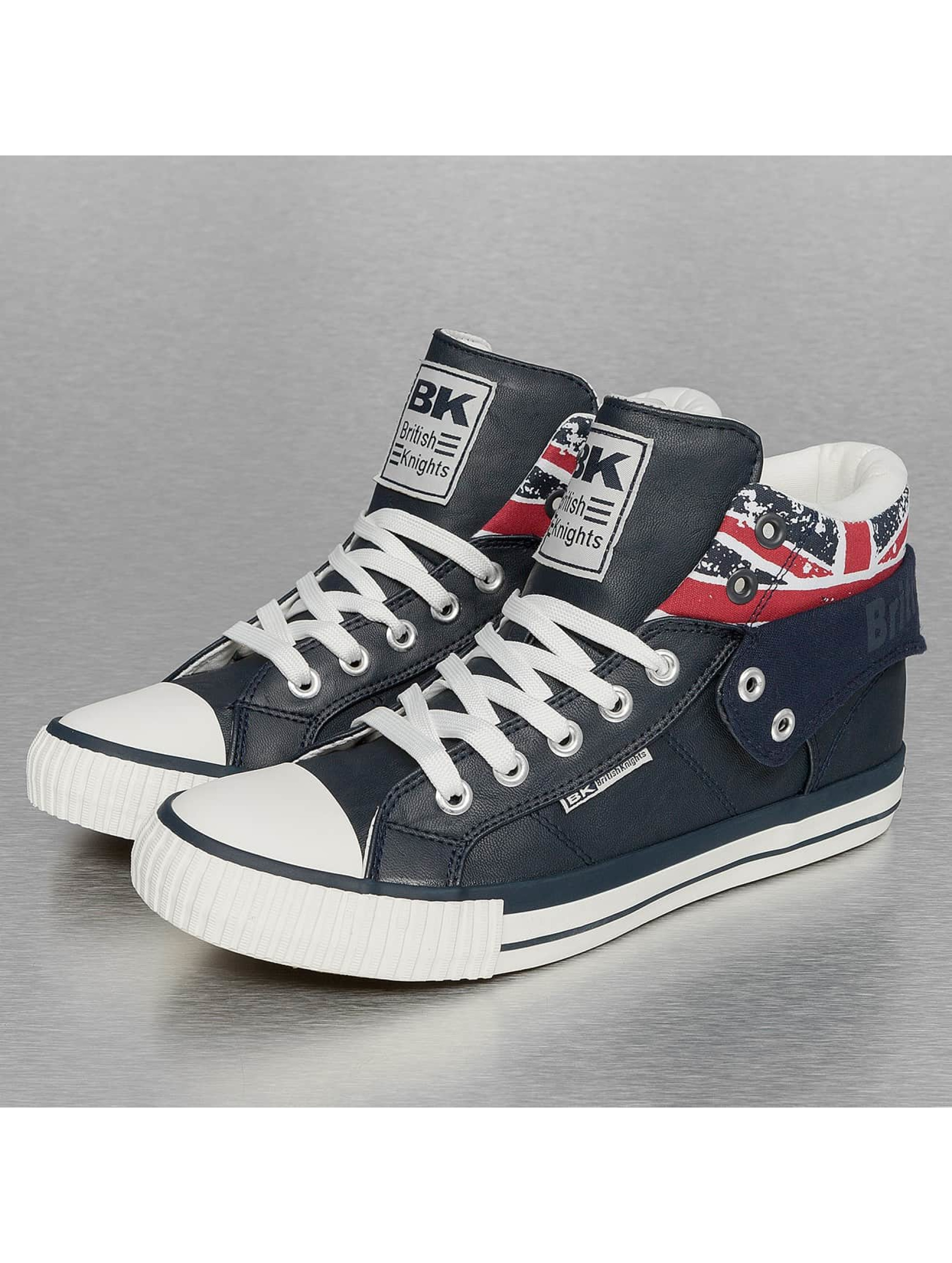 British Knights Sneakers Roco PU Textile blue