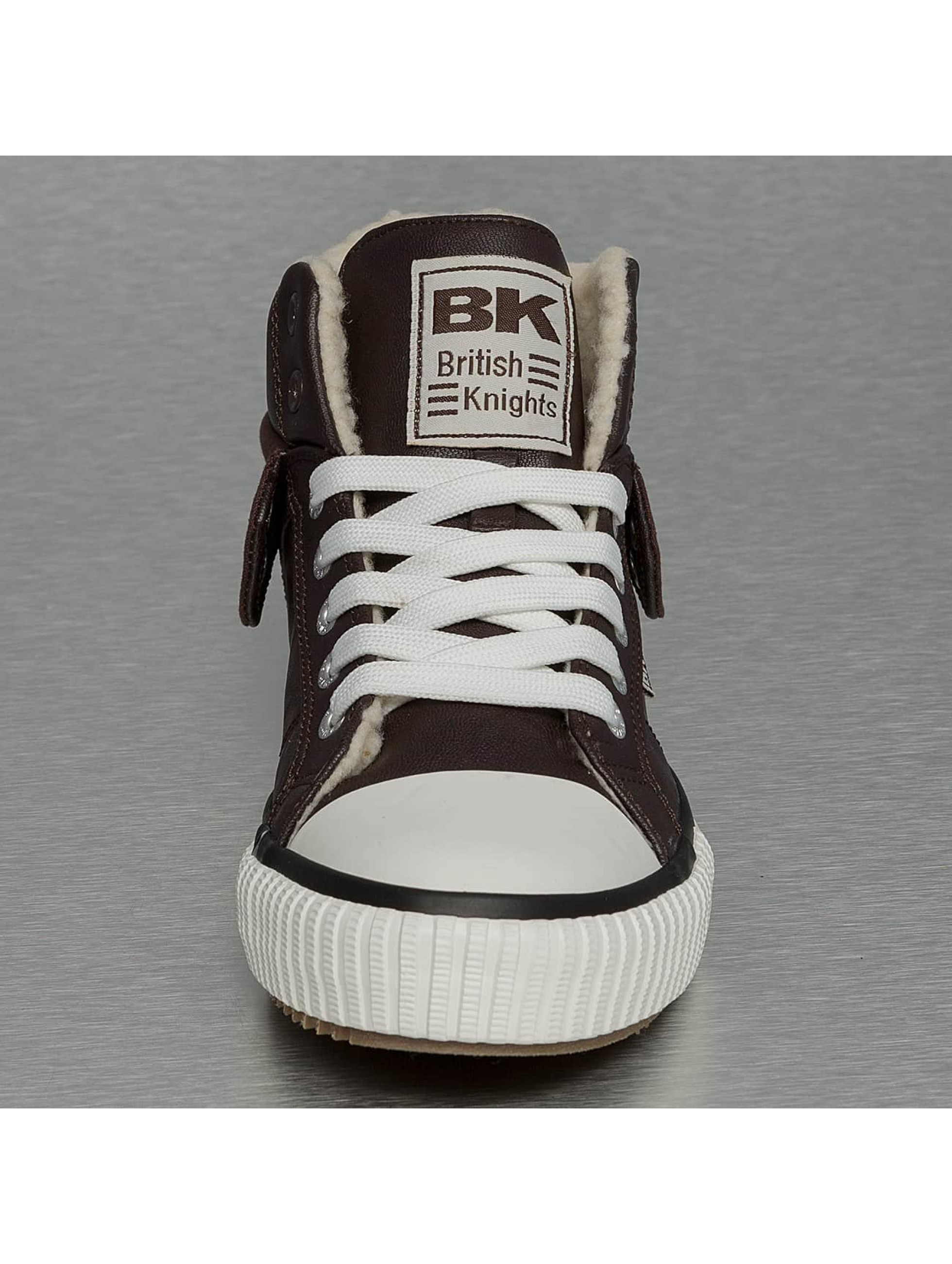 British Knights Sneakers Roco PU WL Profile brazowy