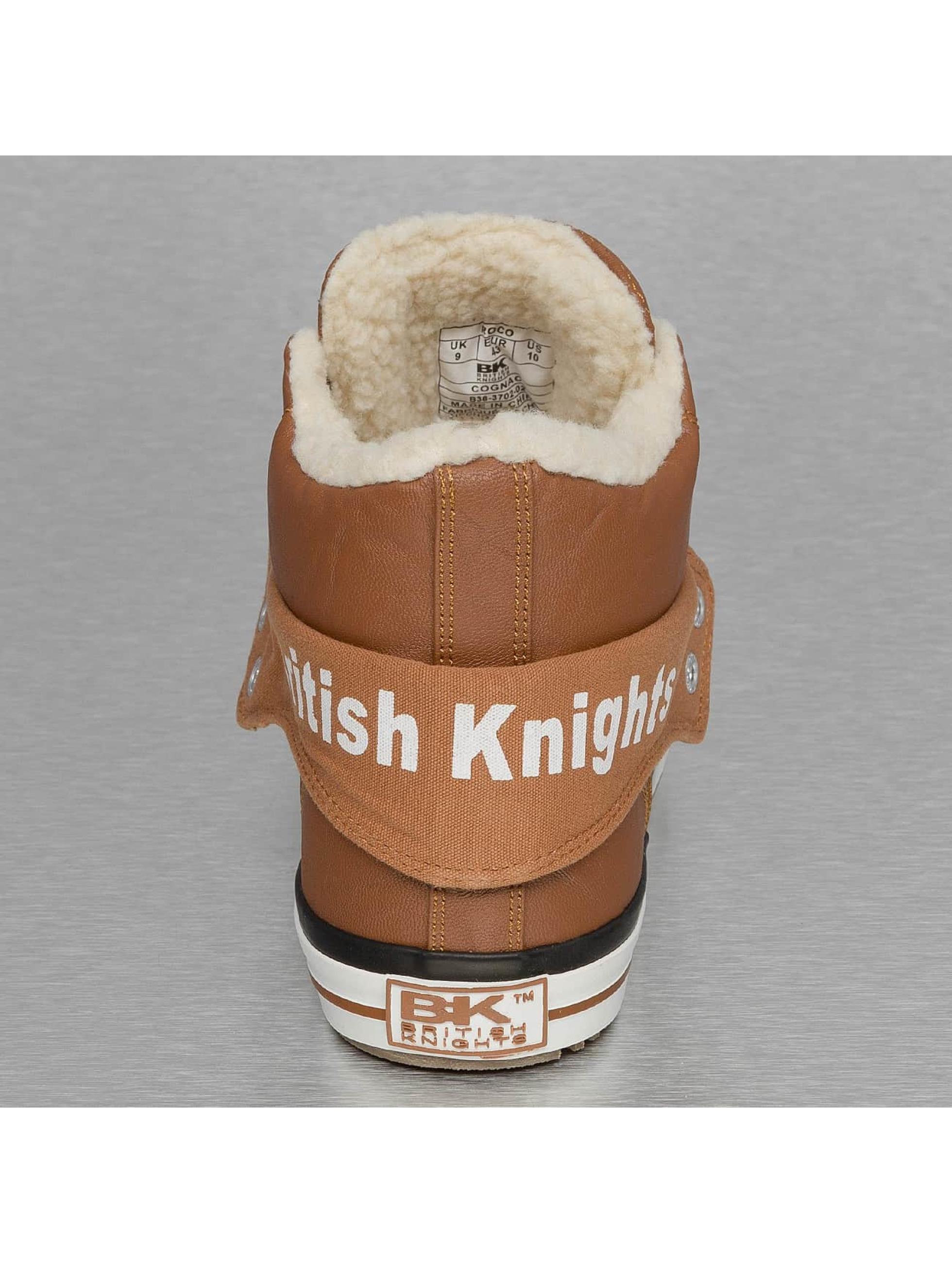 British Knights Sneakers Roco PU WL Profile brazowy