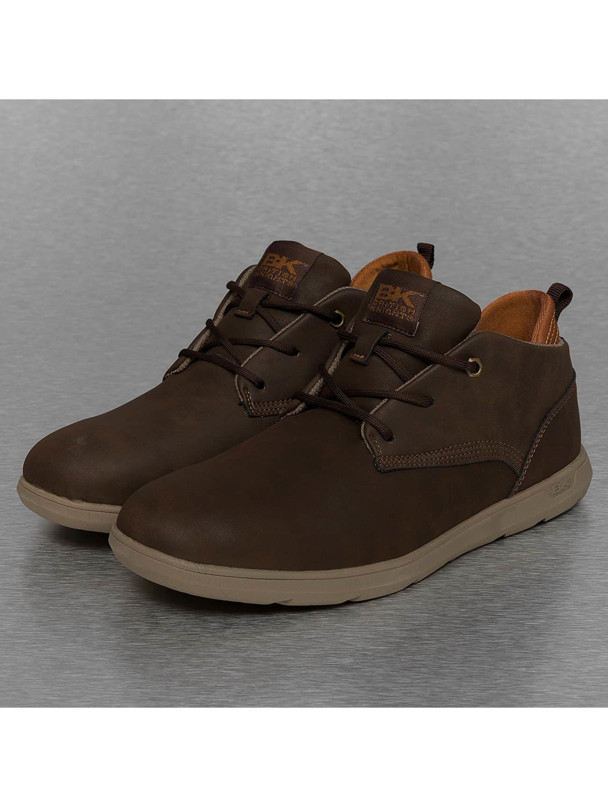 British Knights Sneakers Calix PU brazowy