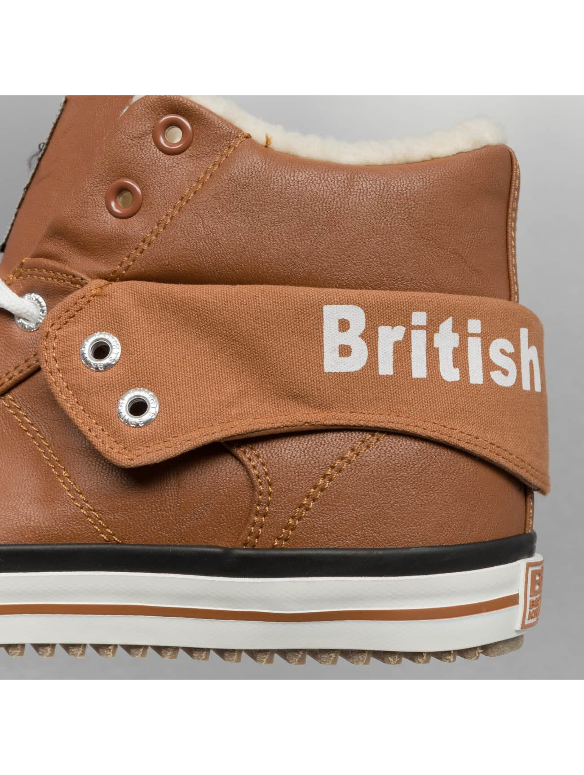 British Knights Sneakers Roco PU WL Profile brown