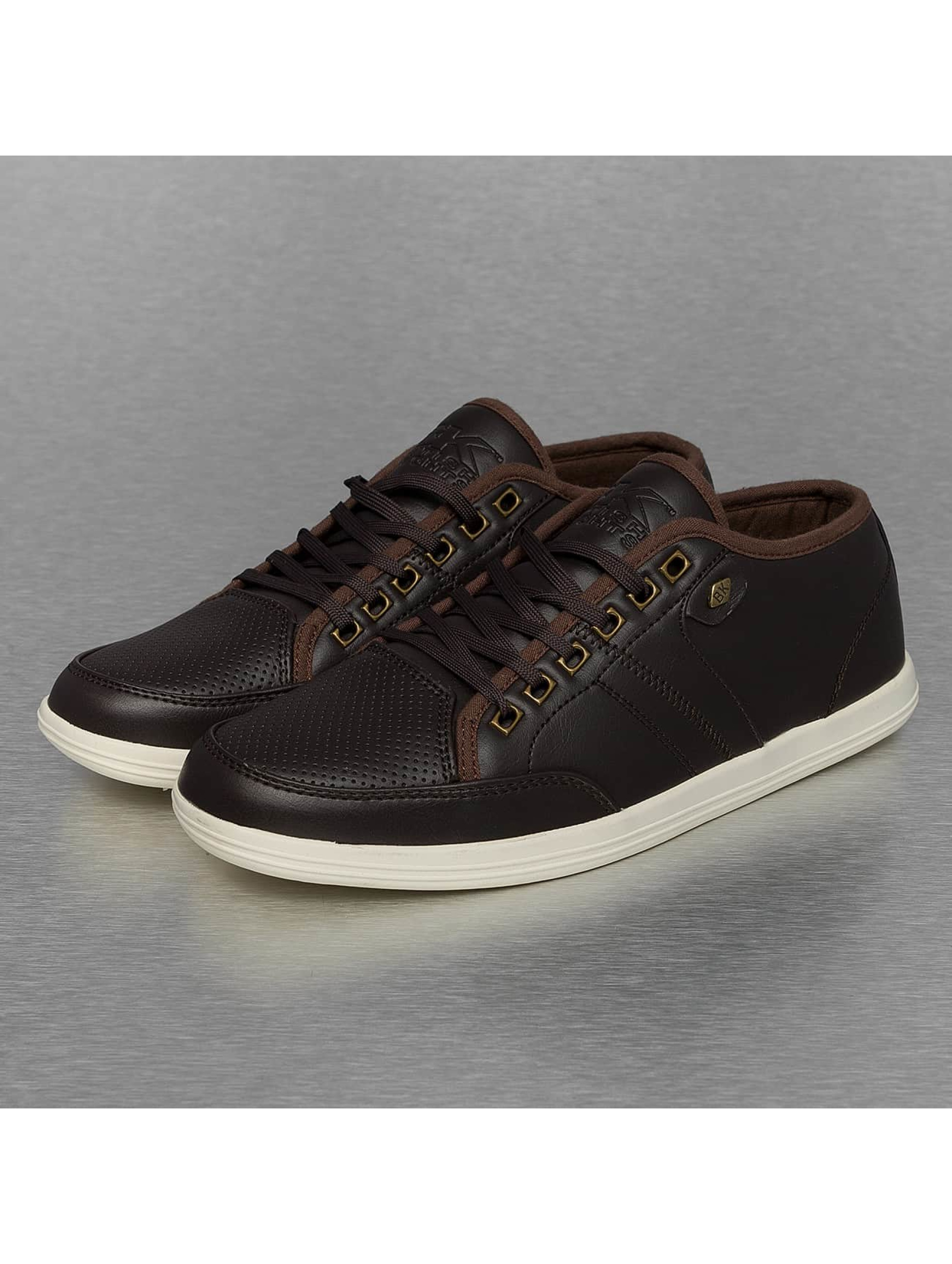 British Knights Sneakers Surto PU brown