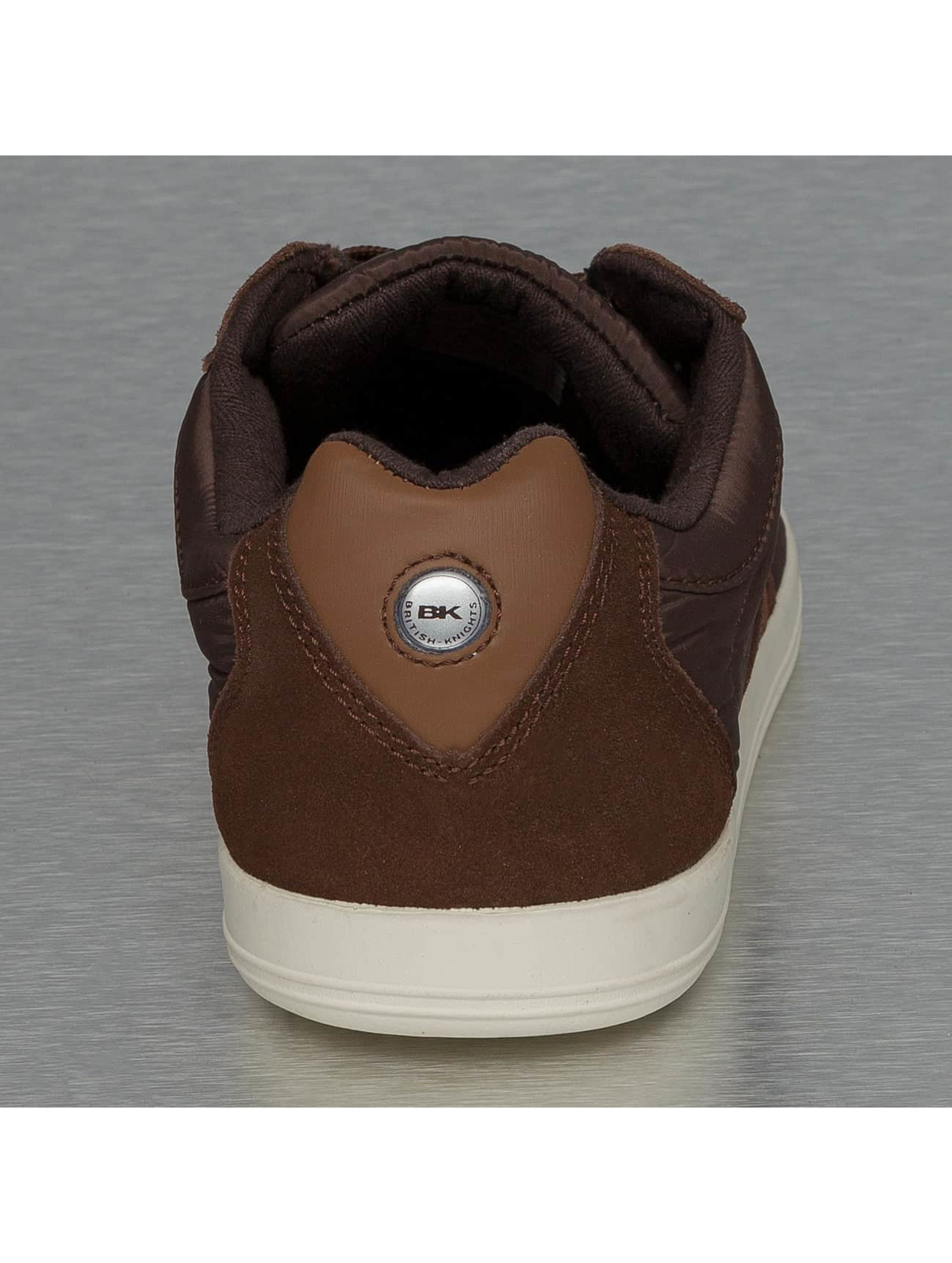 British Knights Sneakers Rizzo Nylon Suede brown