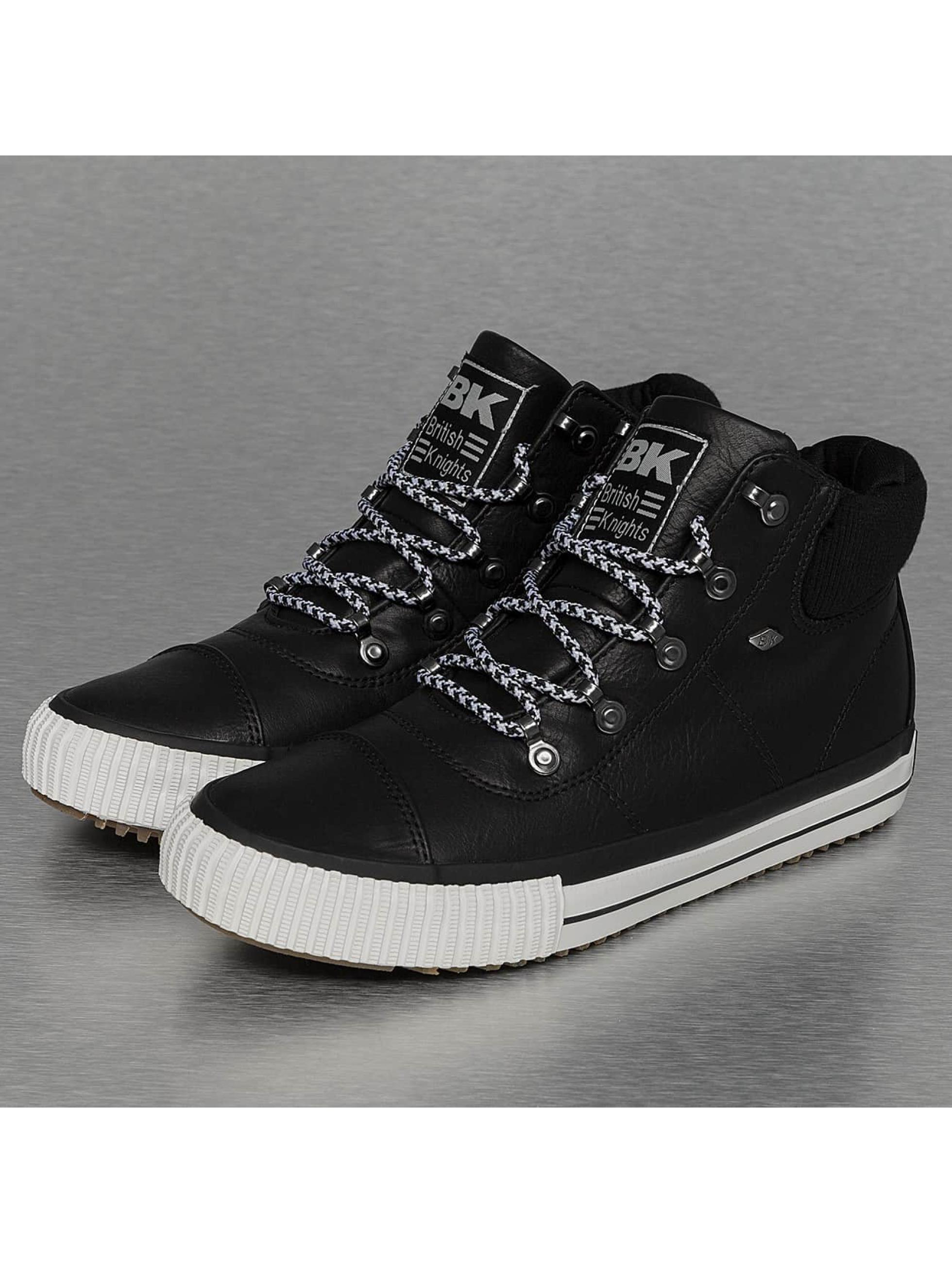 British Knights Sneakers Reckon PU Profile czarny