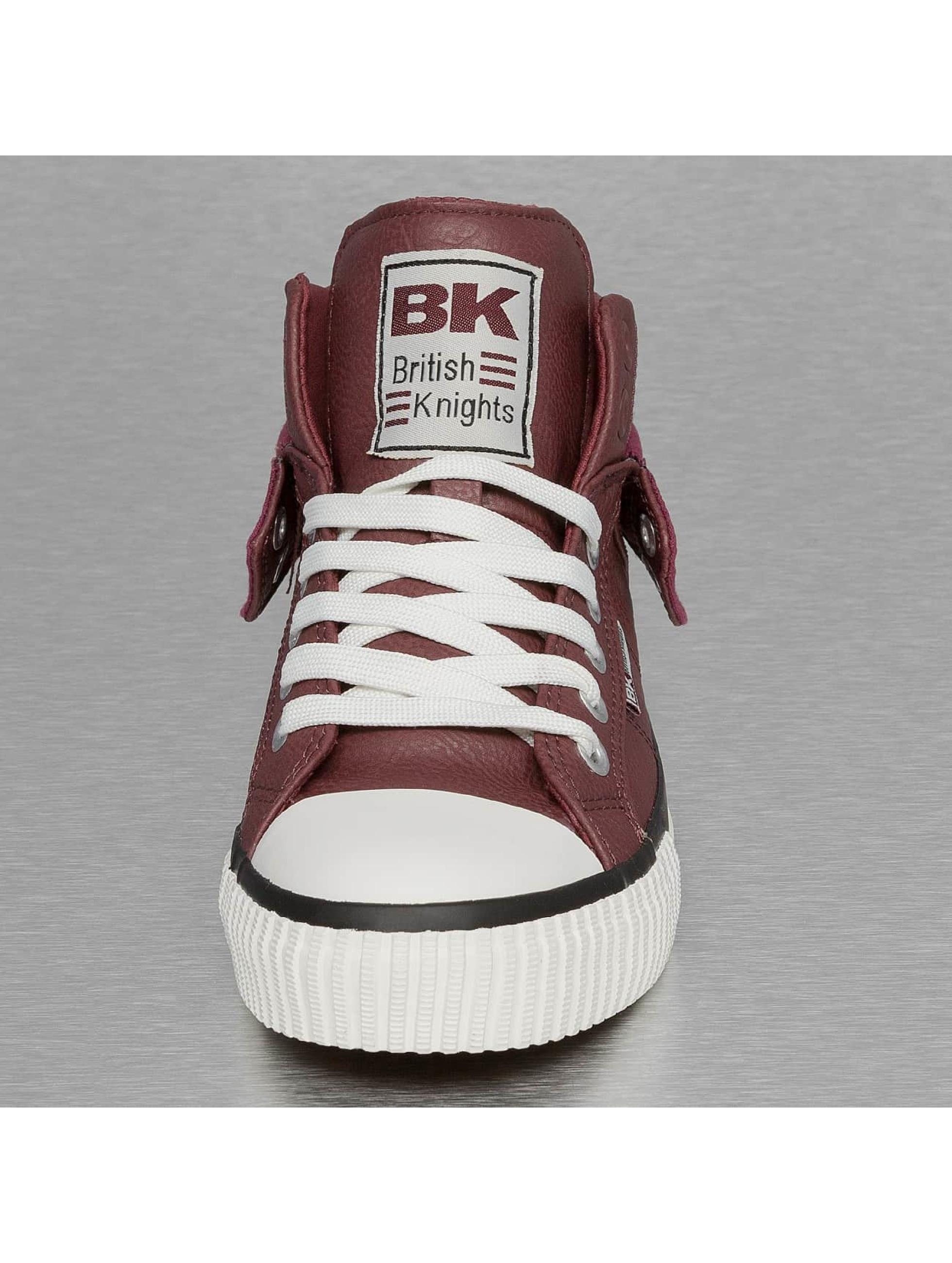 British Knights Sneakers Roco PU czerwony