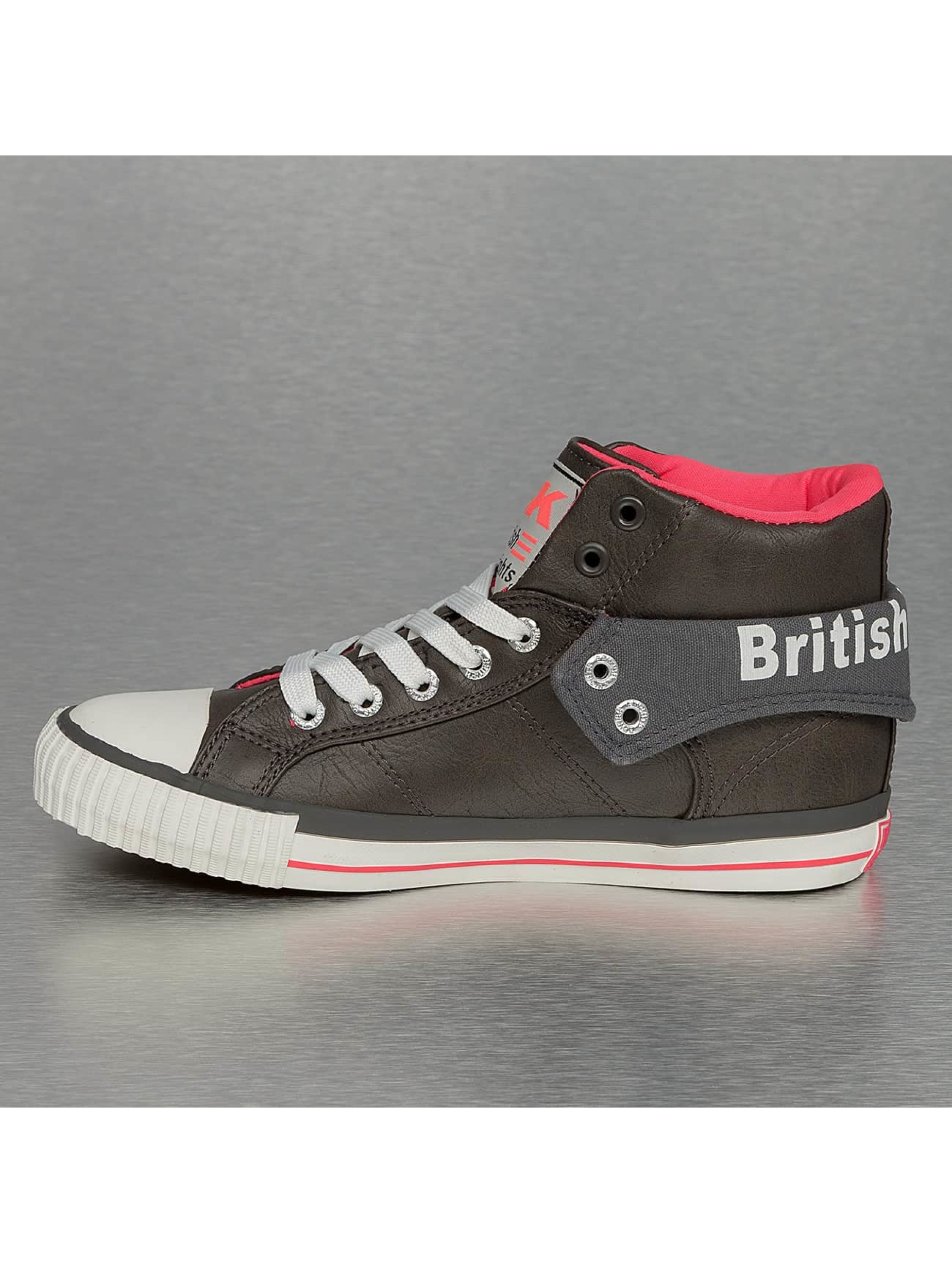 British Knights Sneakers Roco PU gray