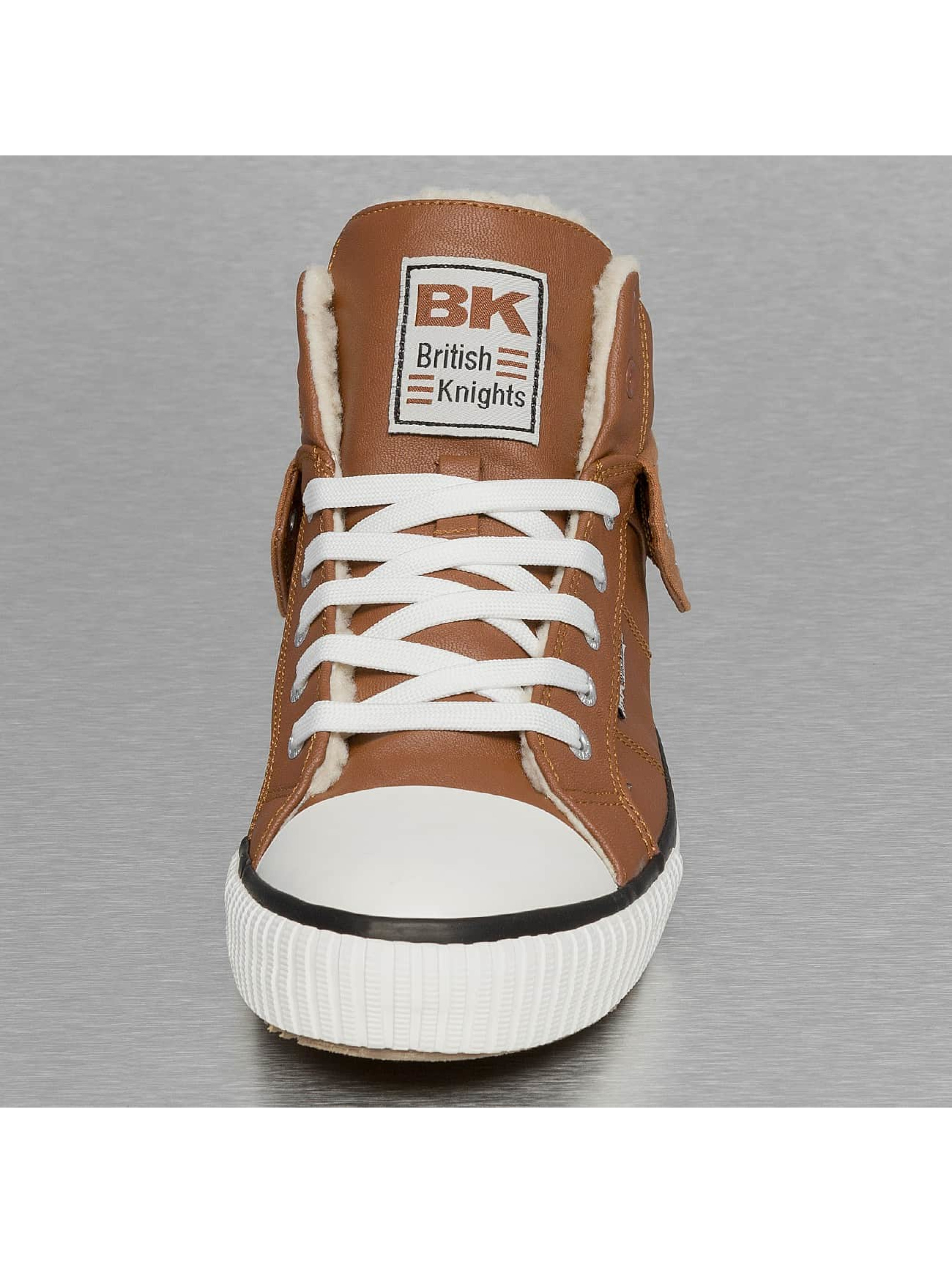 British Knights Sneakers Roco PU WL Profile hnedá