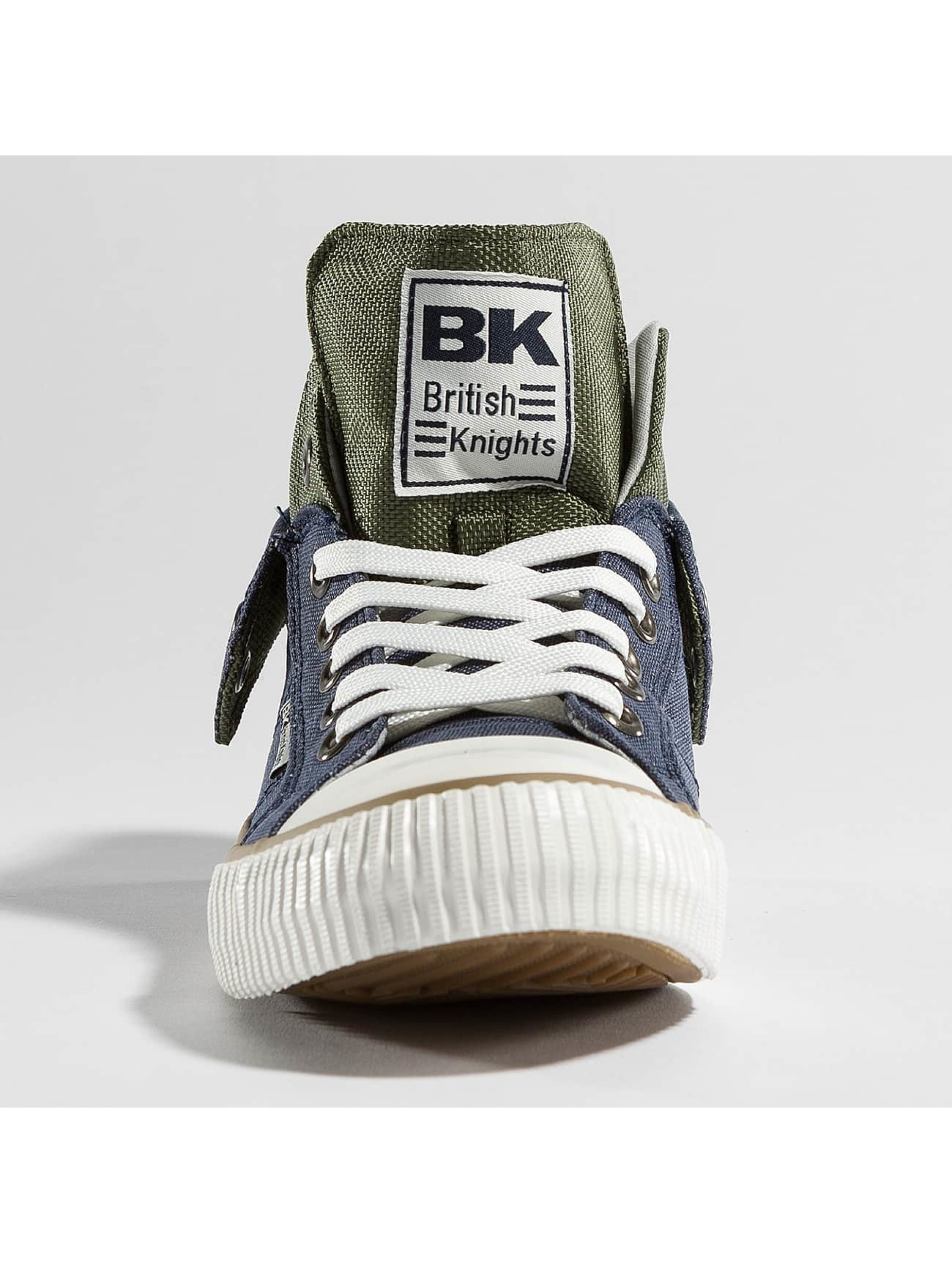 British Knights Sneakers Roco modrá