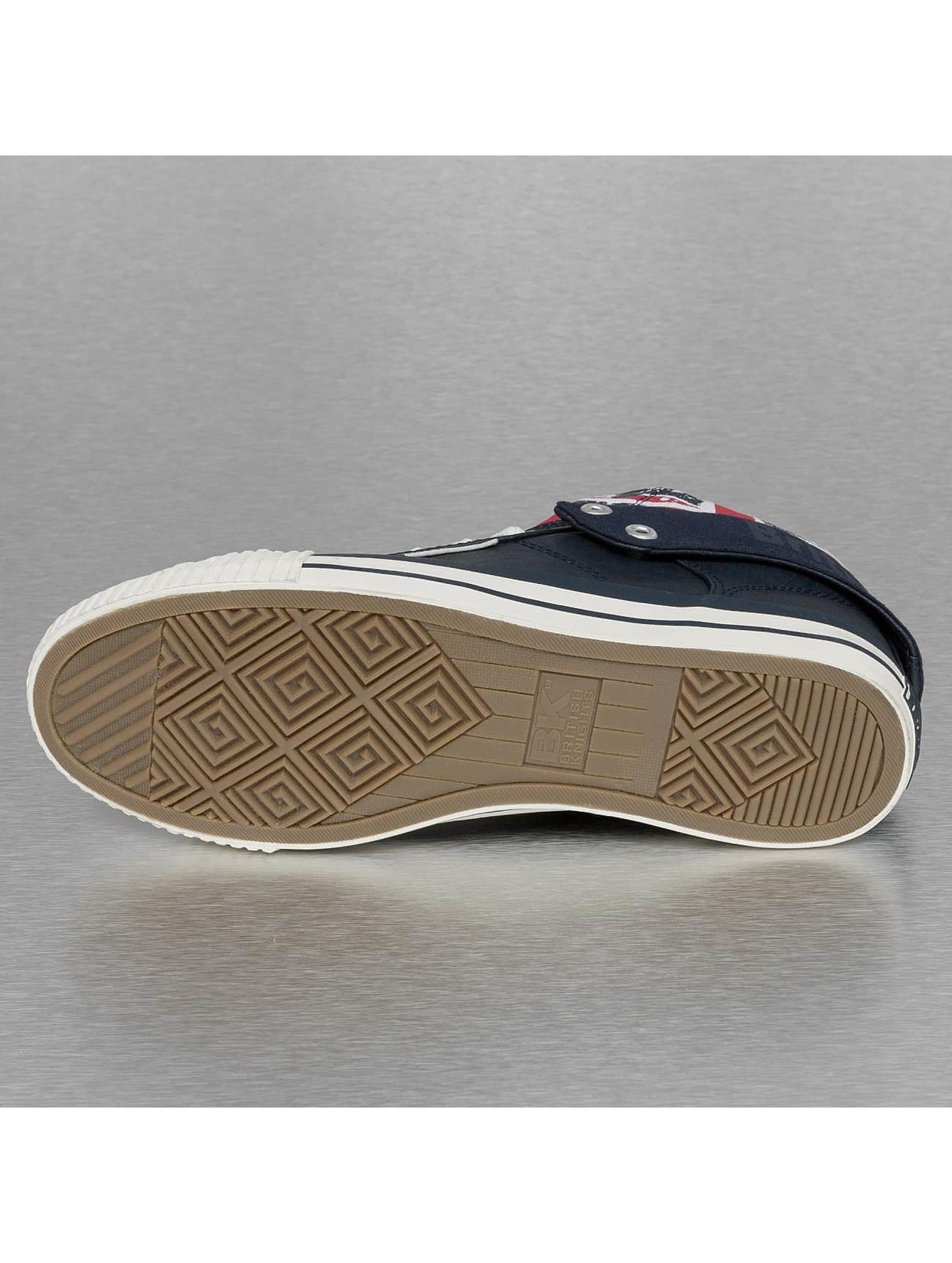 British Knights Sneakers Roco PU Textile niebieski