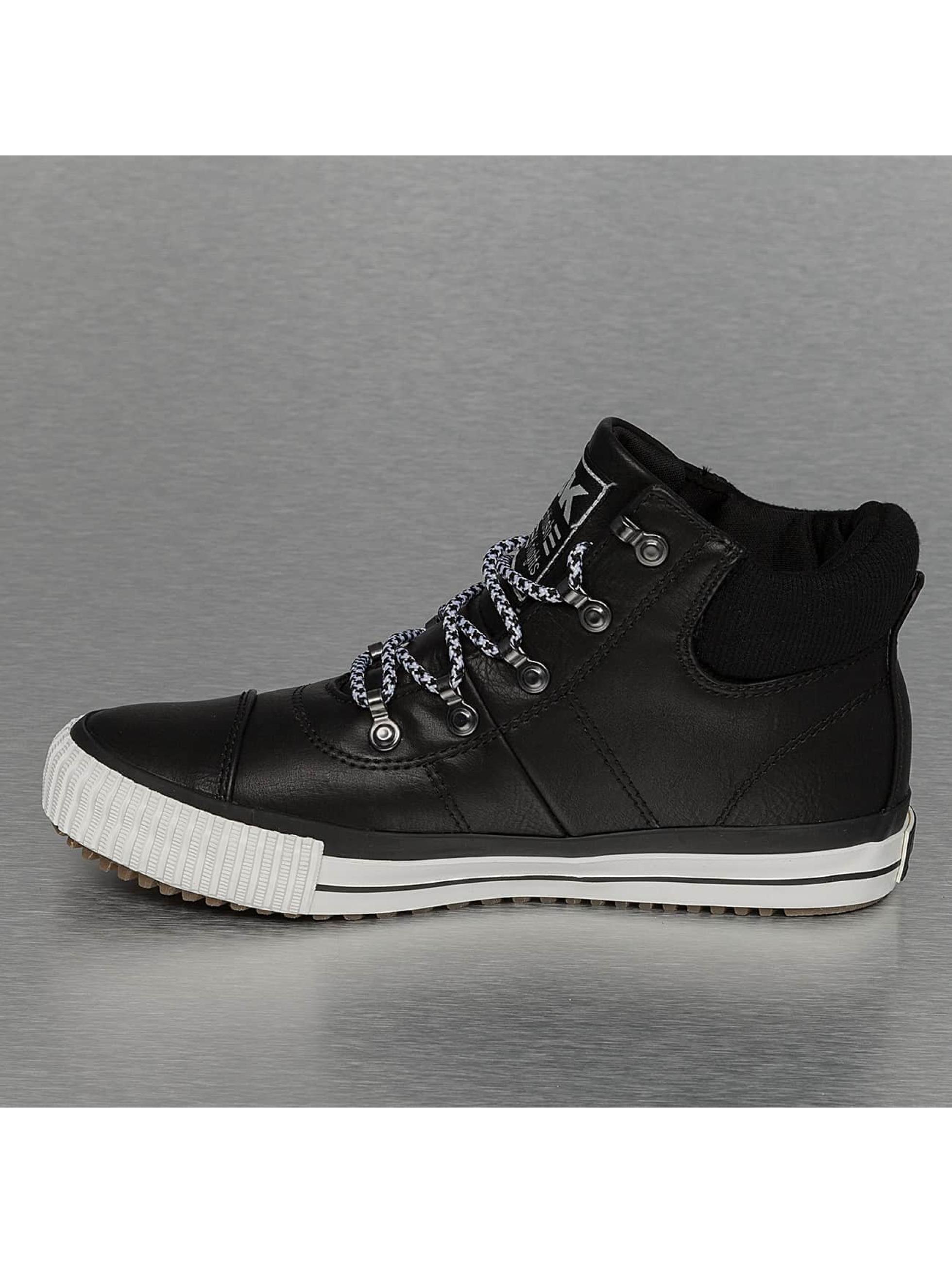 British Knights Sneakers Reckon PU Profile svart