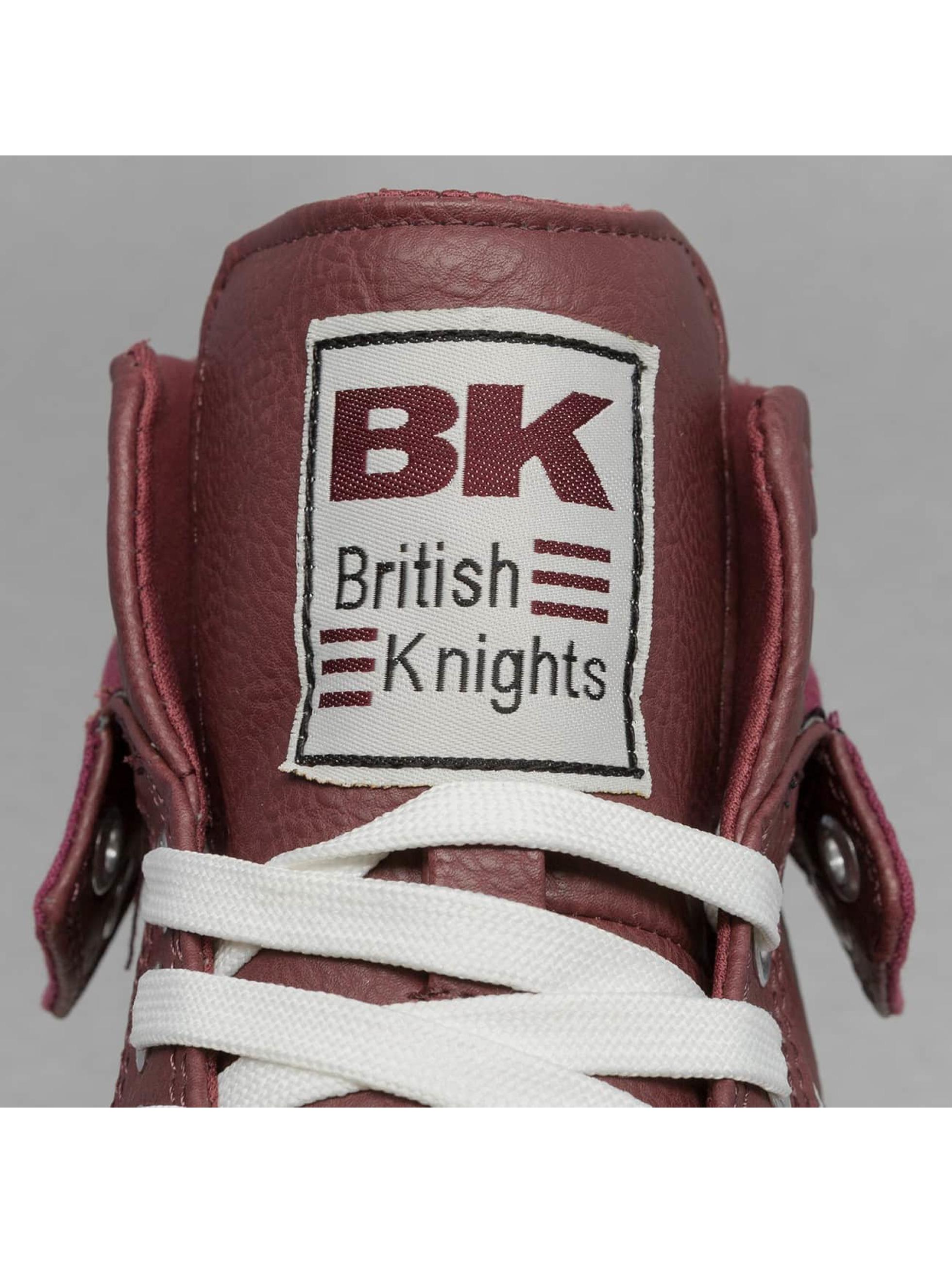 British Knights Tennarit Roco PU punainen