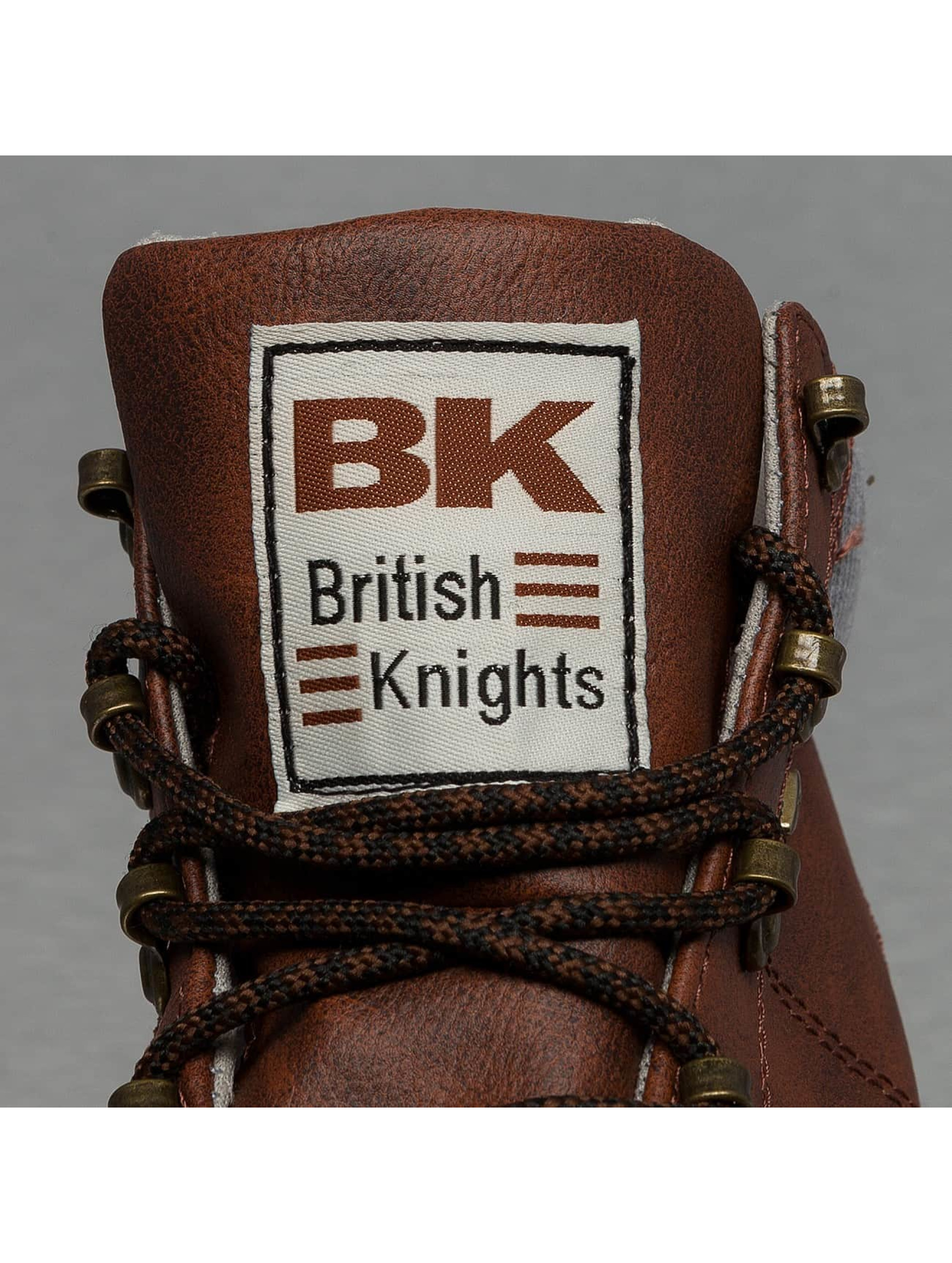 British Knights Tennarit Reckon PU Profile ruskea
