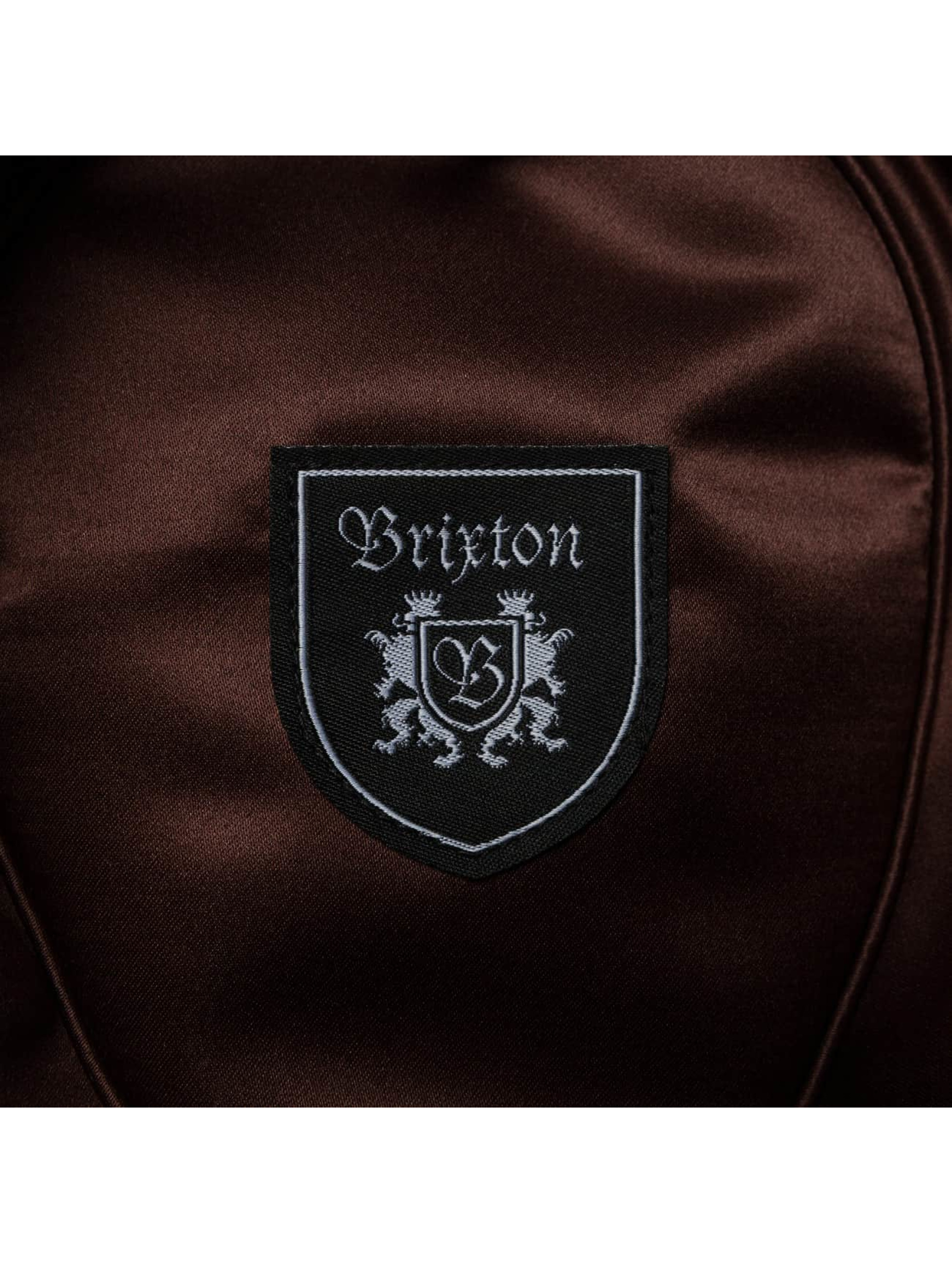 Brixton Chapeau Stout brun