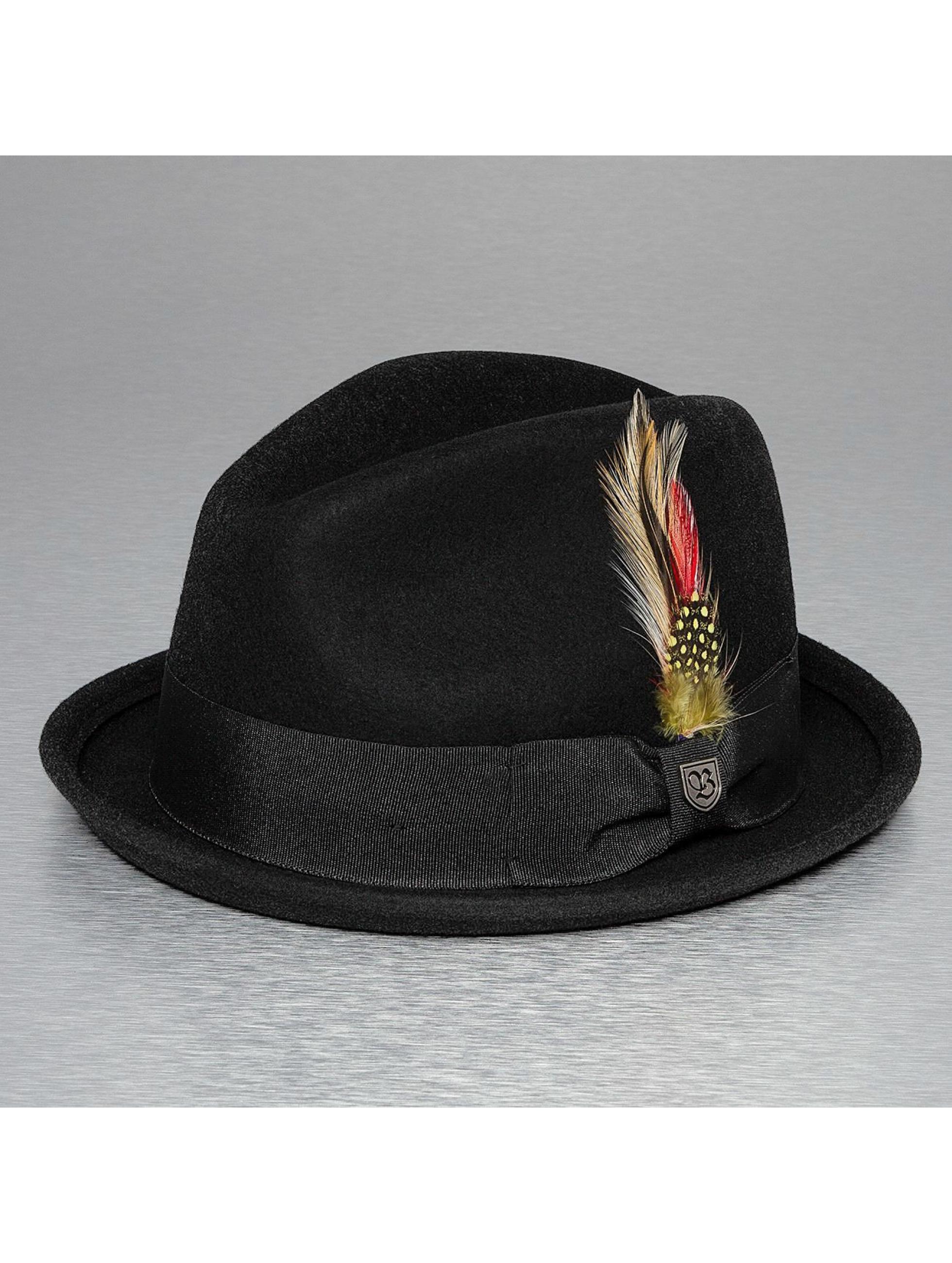 Brixton Gain noir Chapeau homme