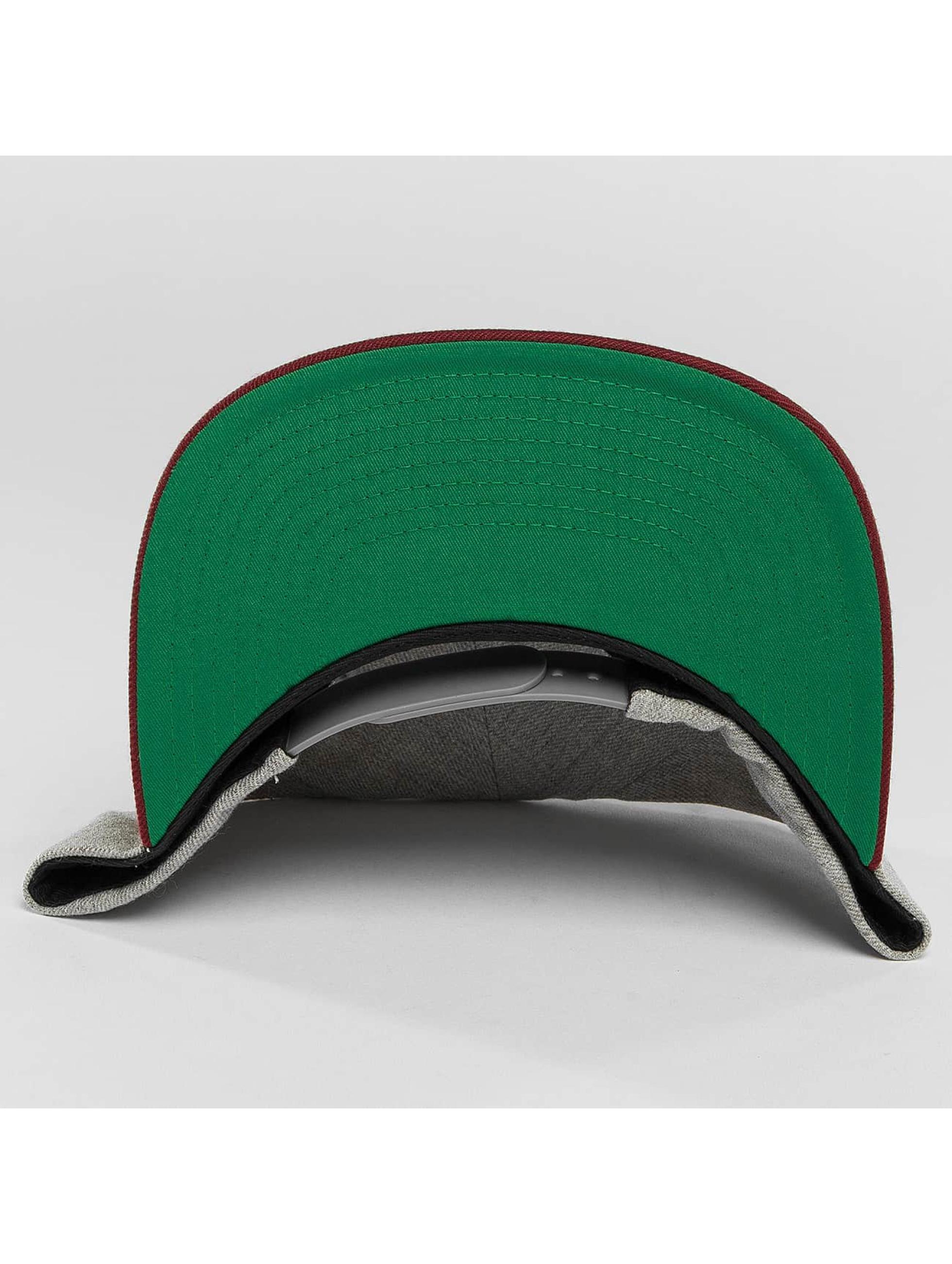 Brixton Snapback Cap Rival in grau 319549 a0efa83771