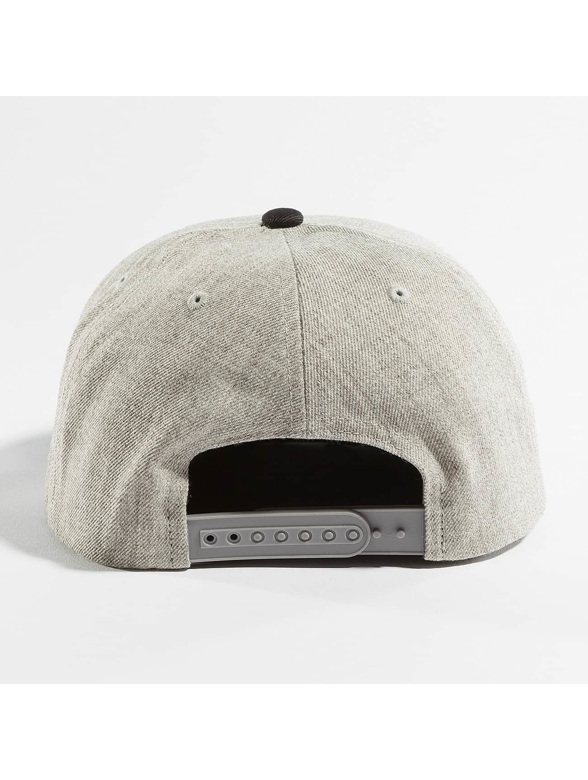 Brixton Snapback Cap Jolt gray