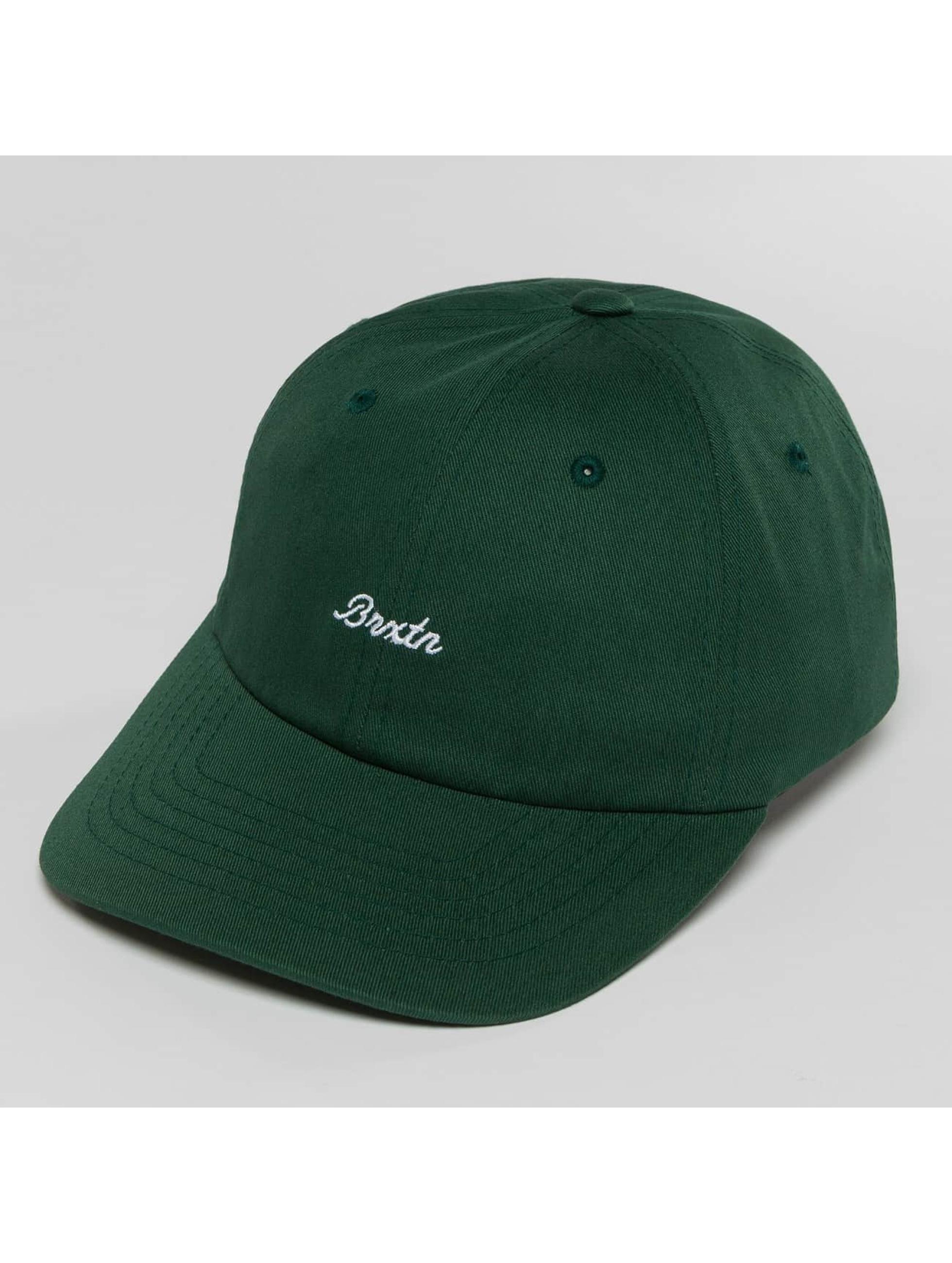 Brixton Snapback Cap Westchester grün