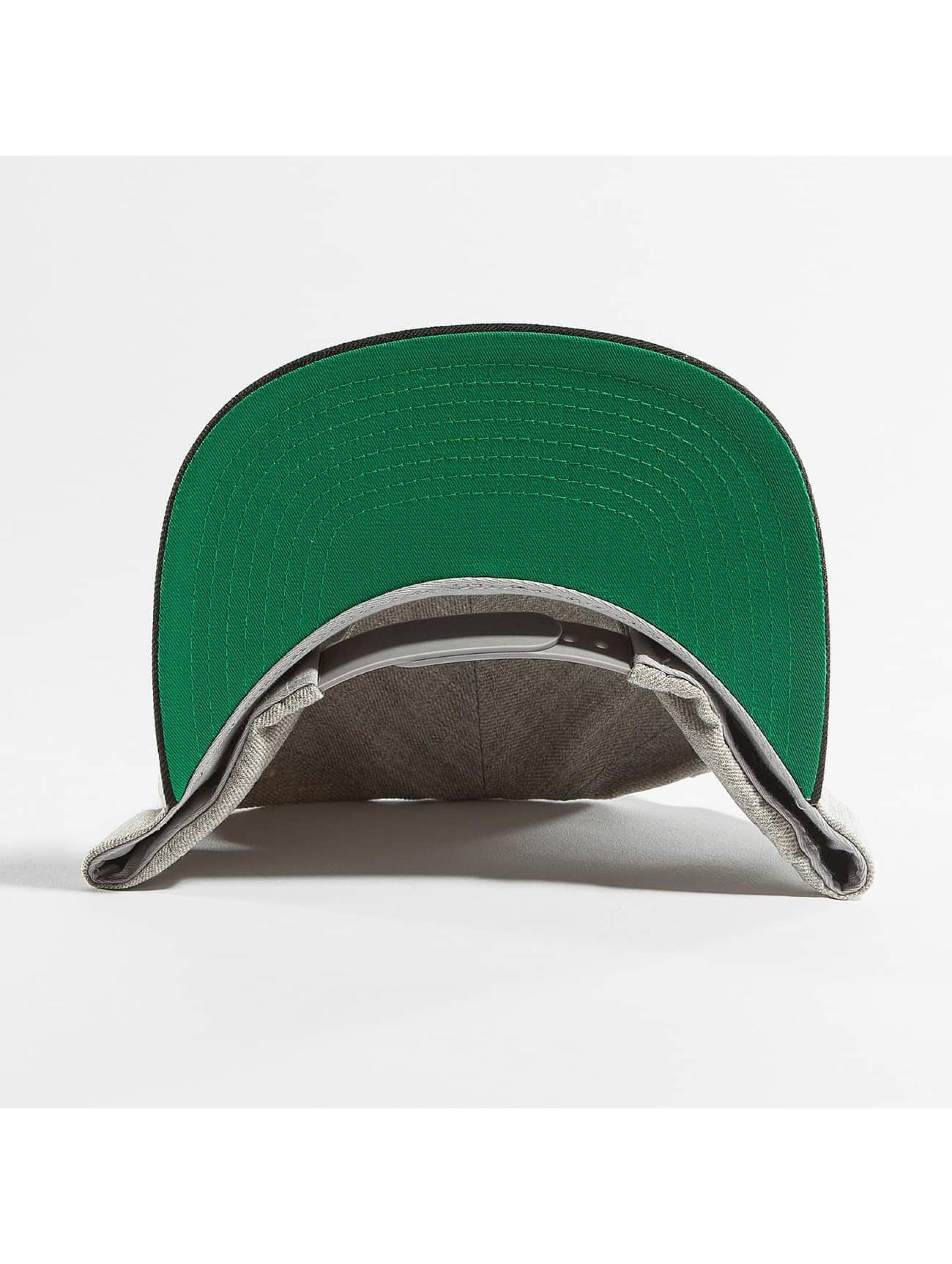 Brixton Snapback Caps Jolt grå