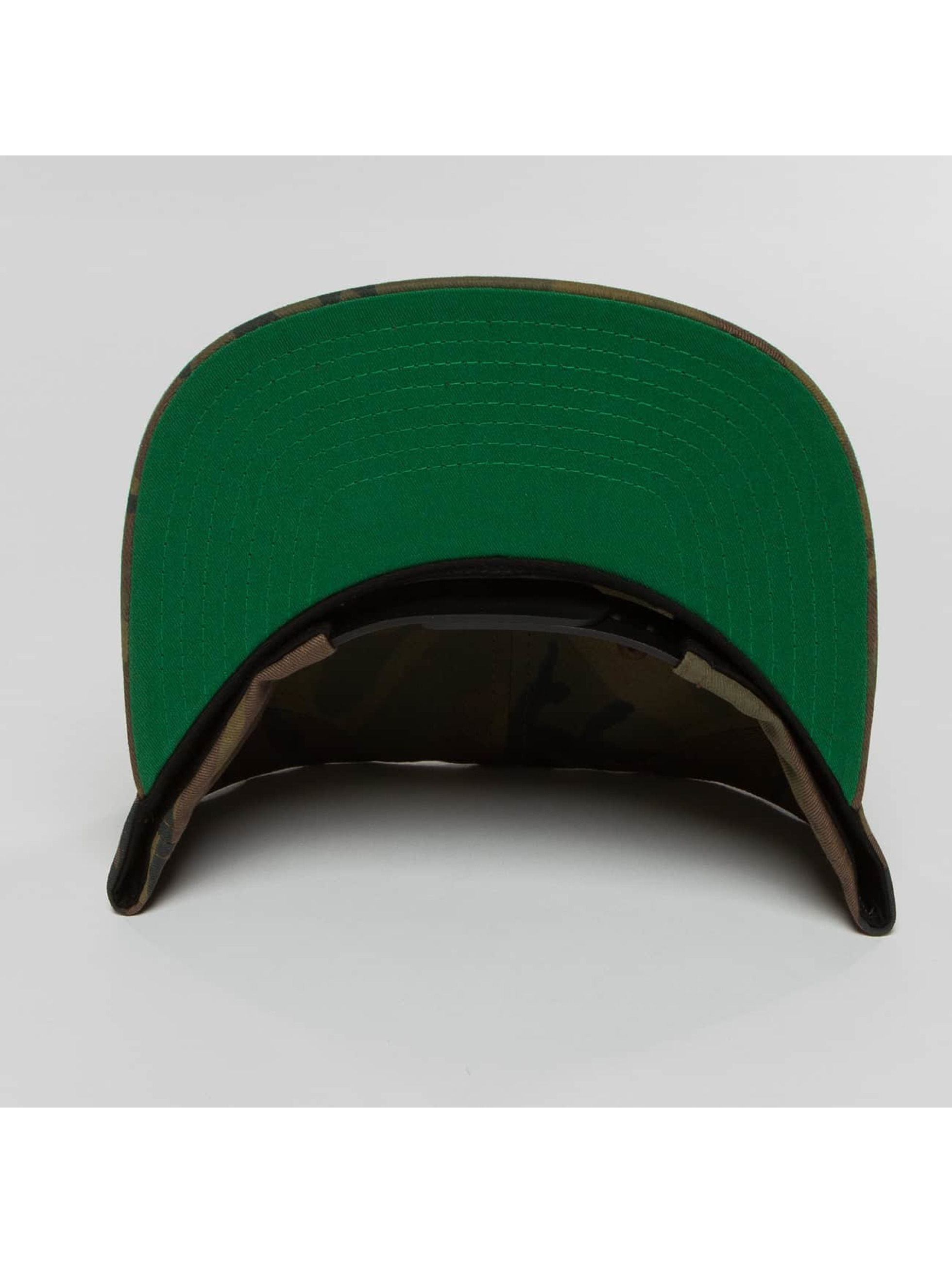 Brixton Snapback Caps Wheeler kamuflasje
