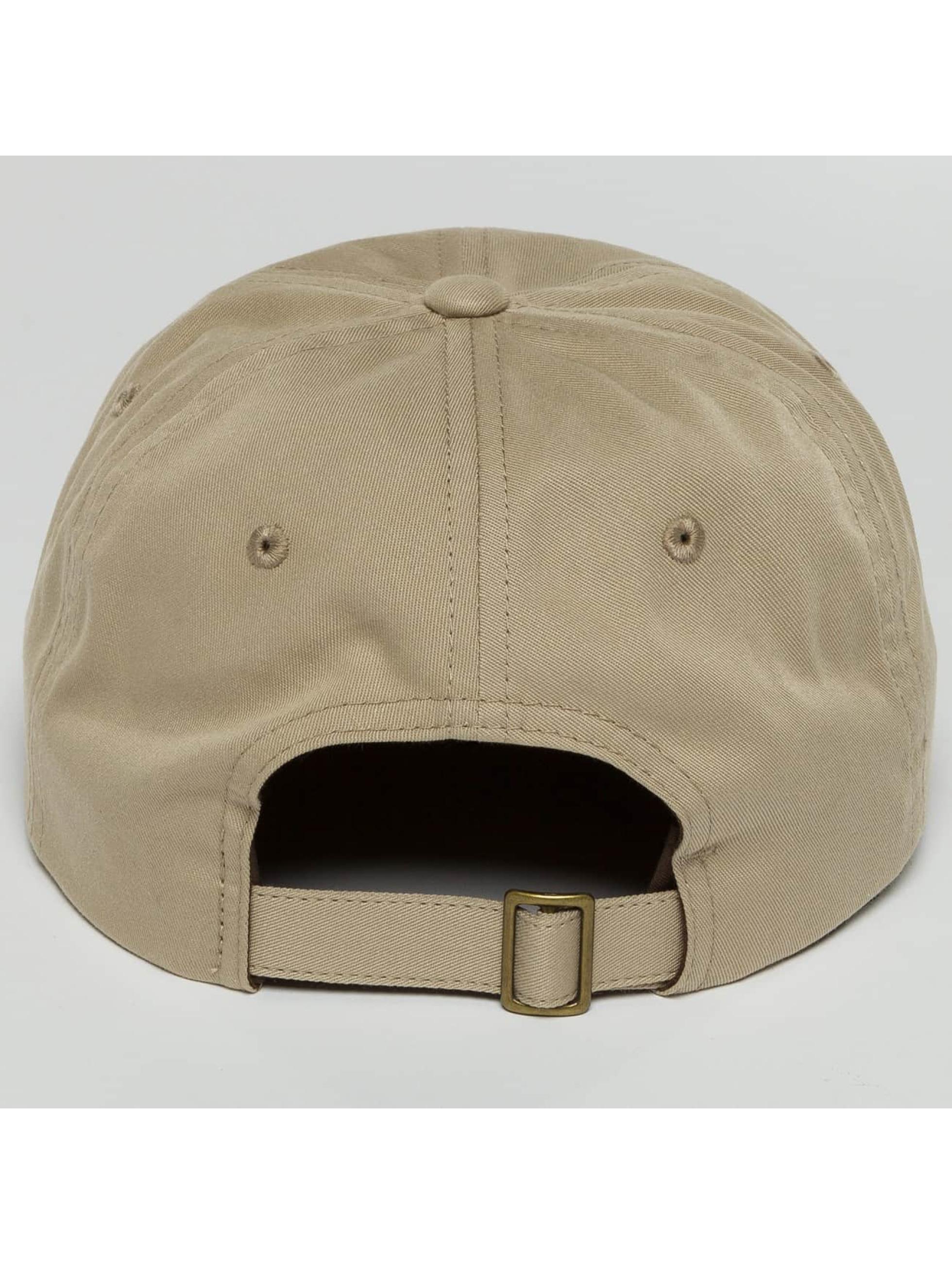 Brixton Snapback Caps Wheeler Mp khakiruskea