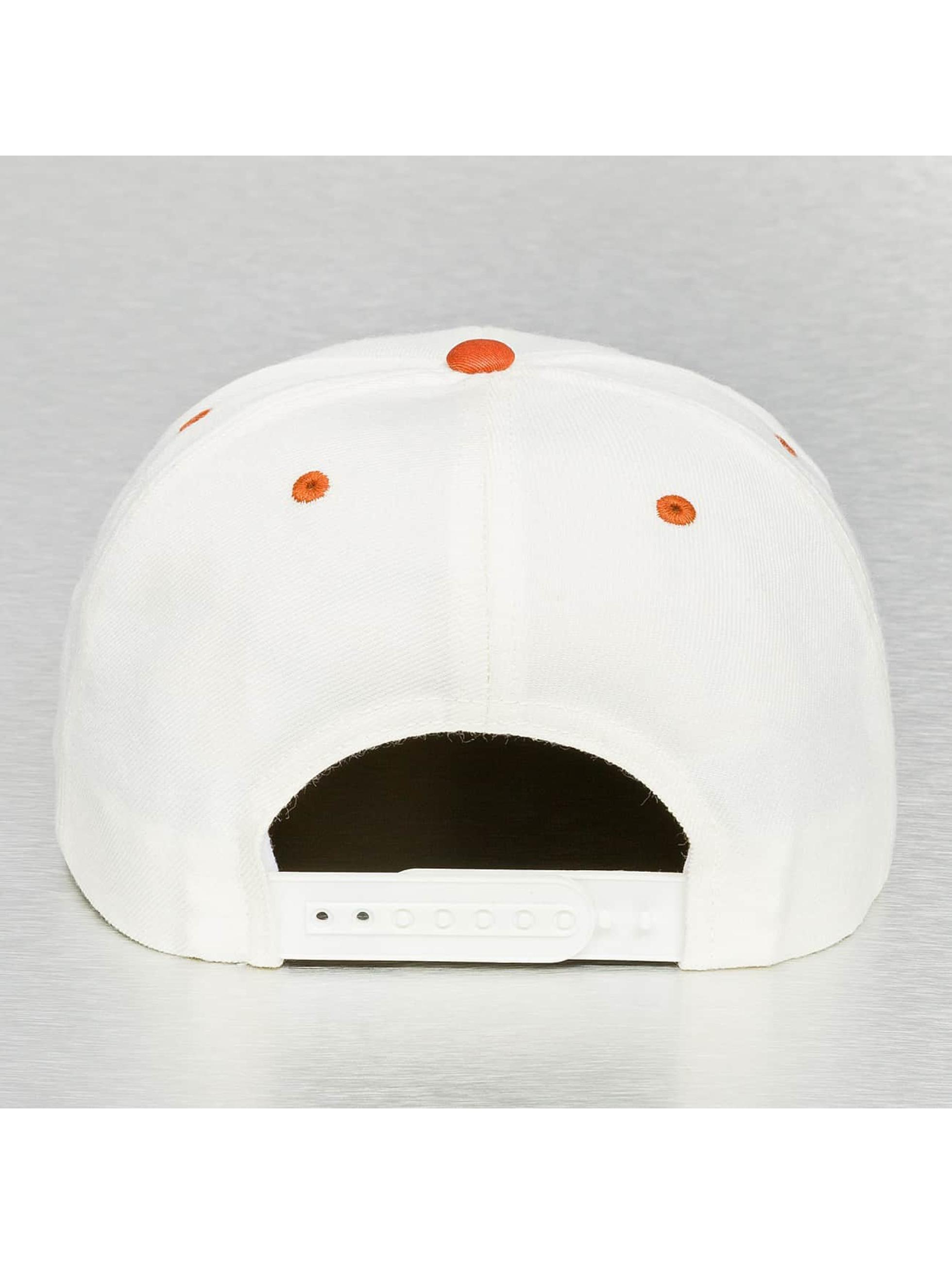 Brixton Snapback Caps Hamilton valkoinen