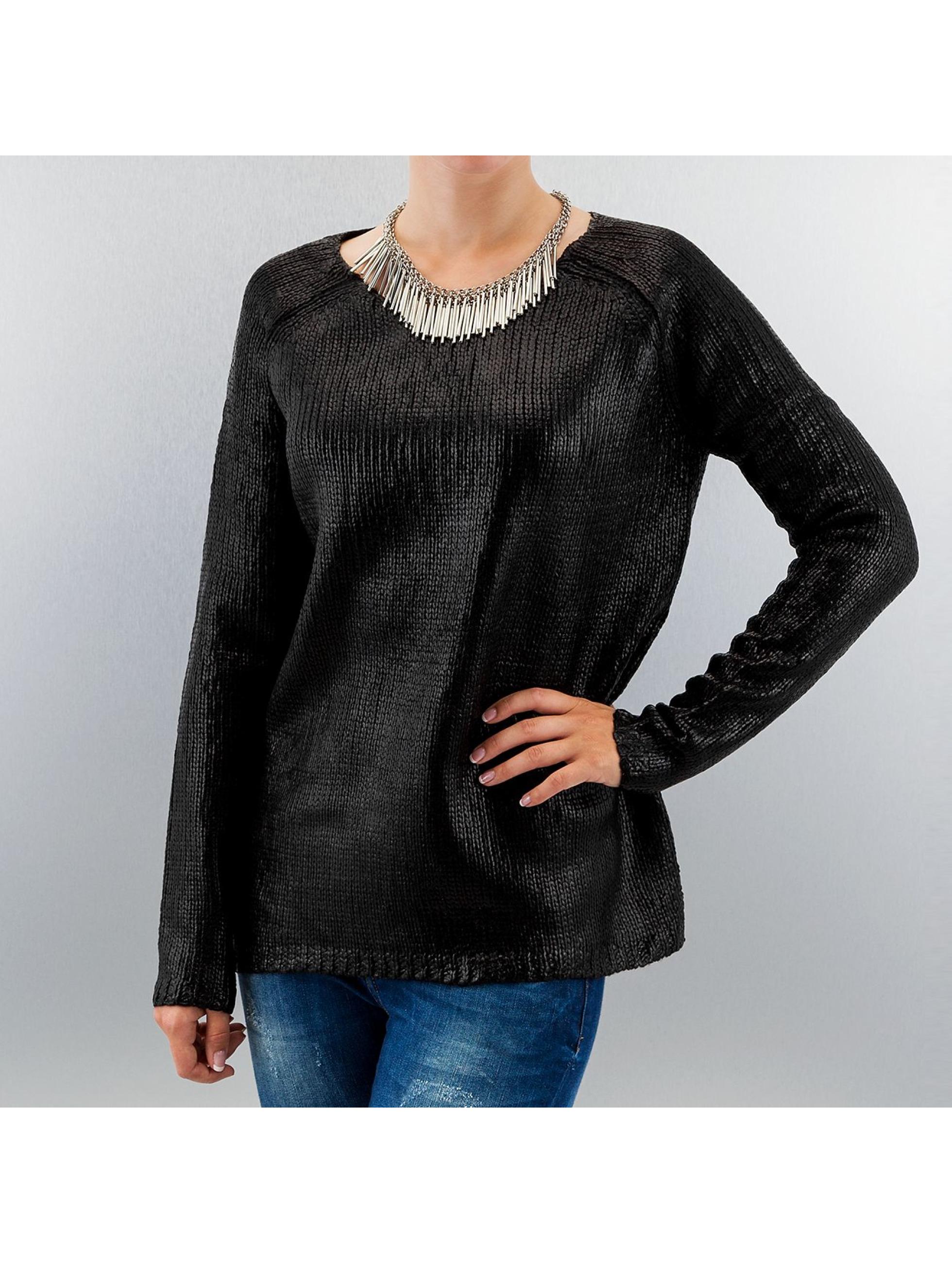 Pullover Drop 8 Anabella in schwarz